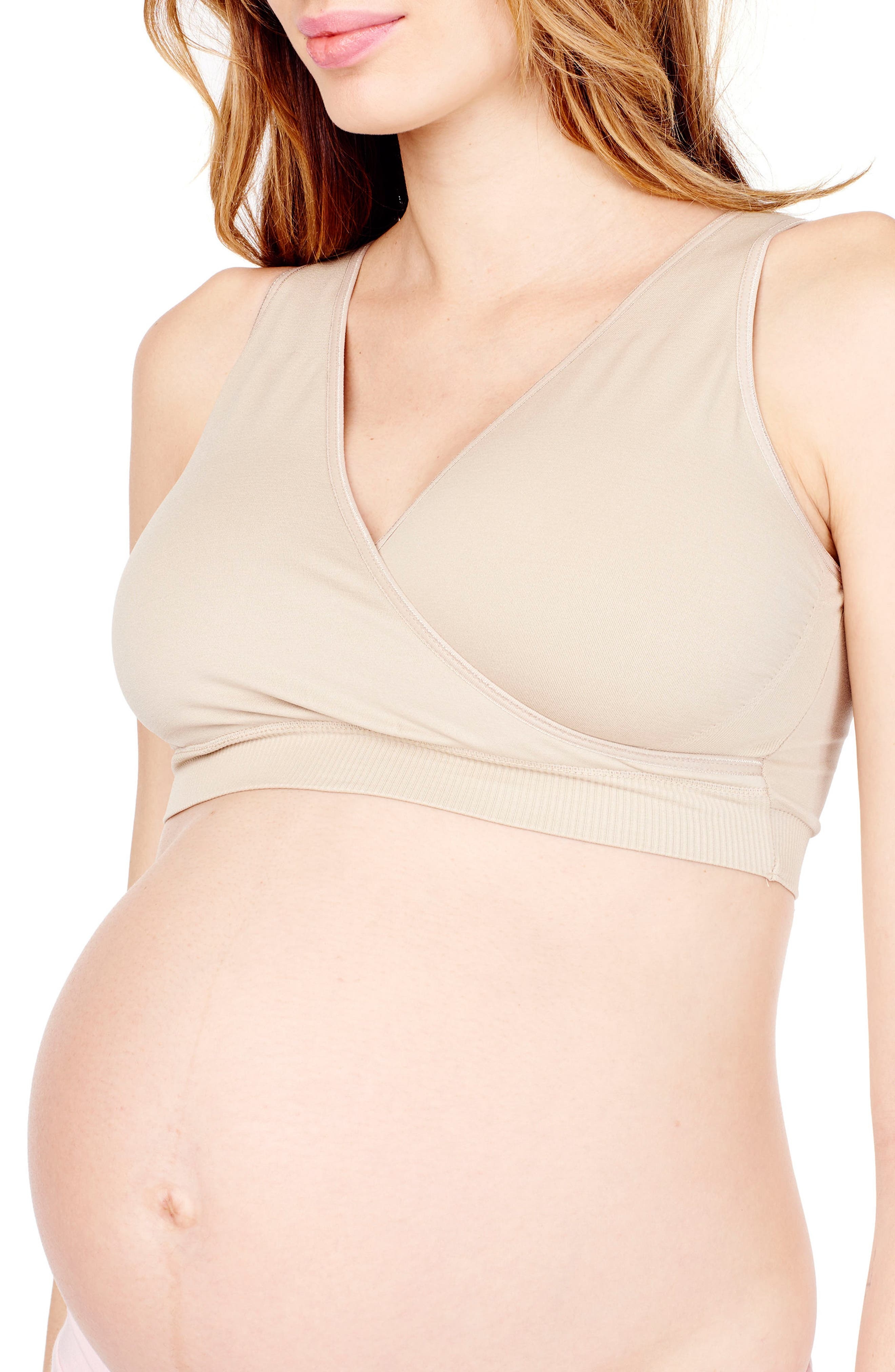 Ingrid & Isabel® Seamless Maternity/Nursing Bra