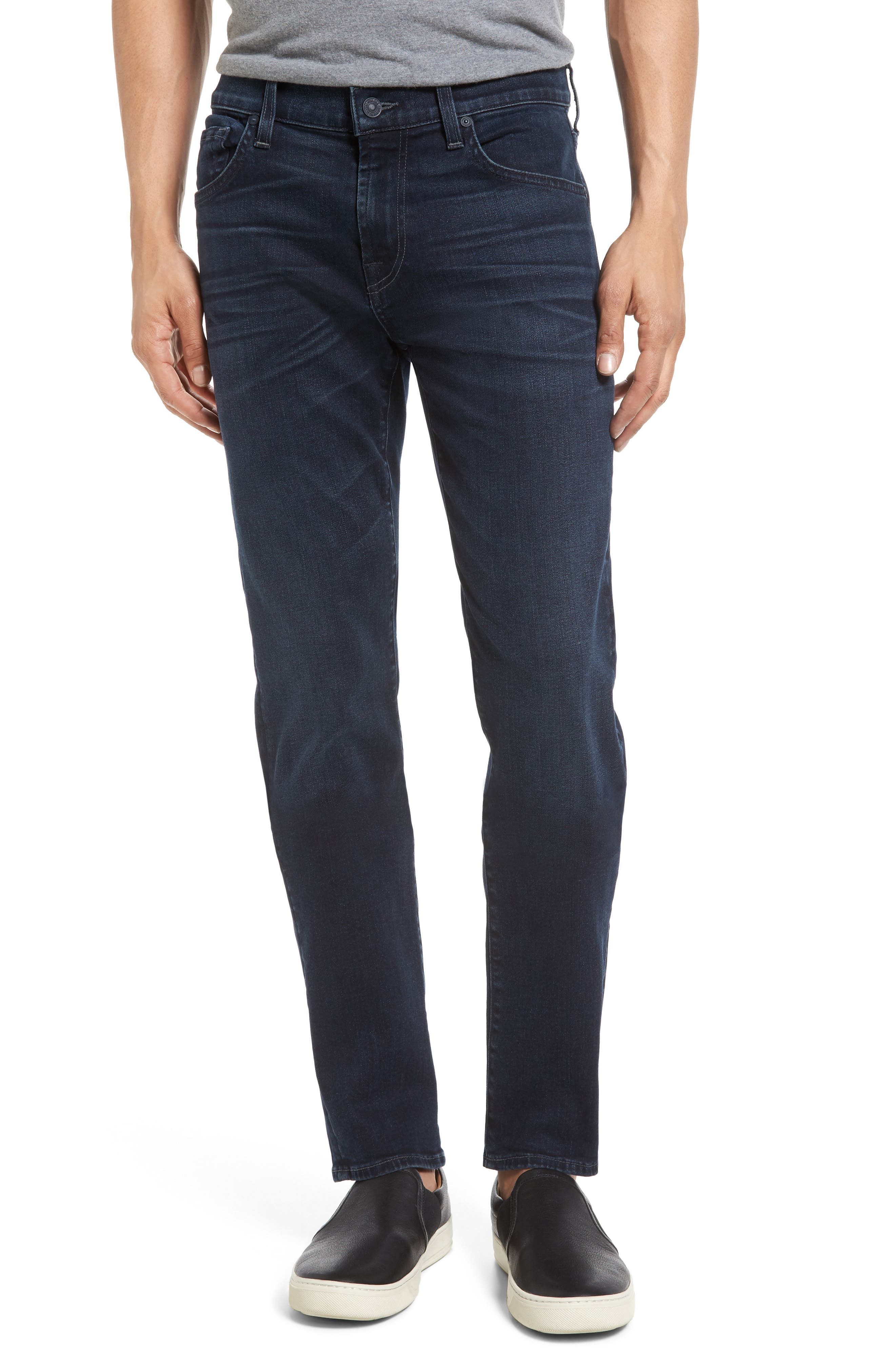 7 FOR ALL MANKIND<SUP>®</SUP> Paxtyn Skinny Fit Jeans