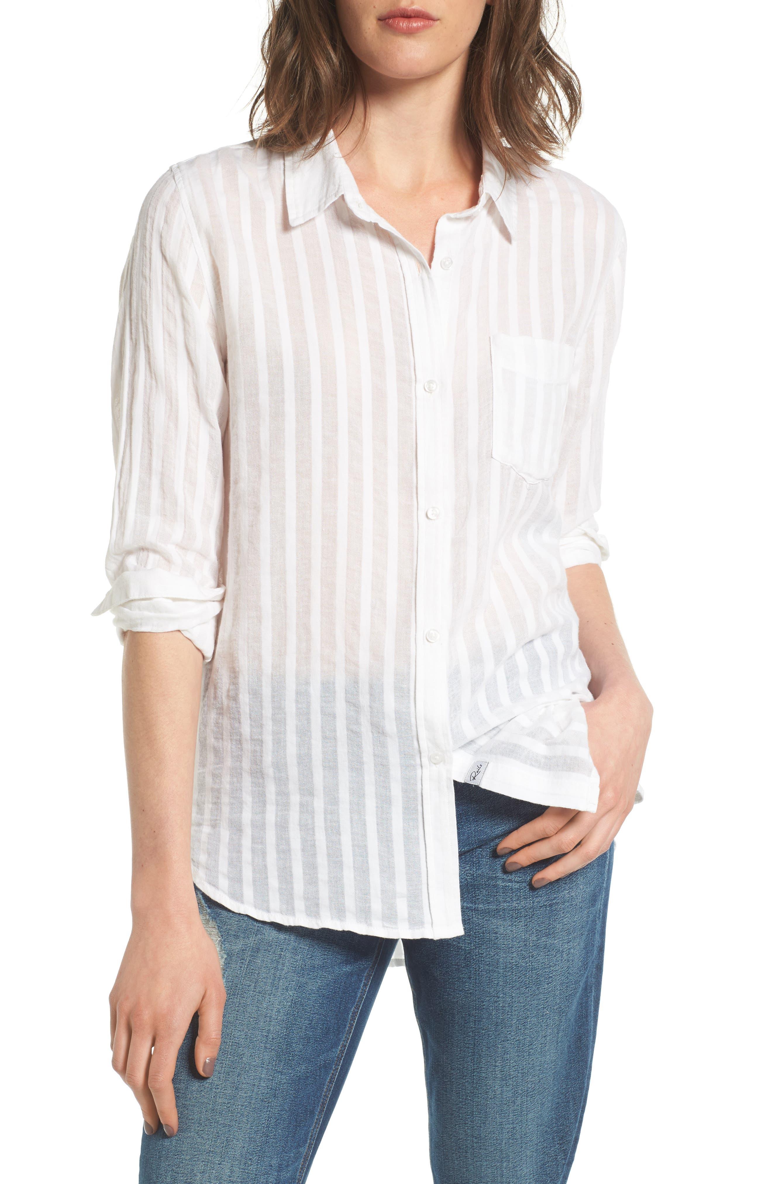 Rails Charli Cotton Shirt