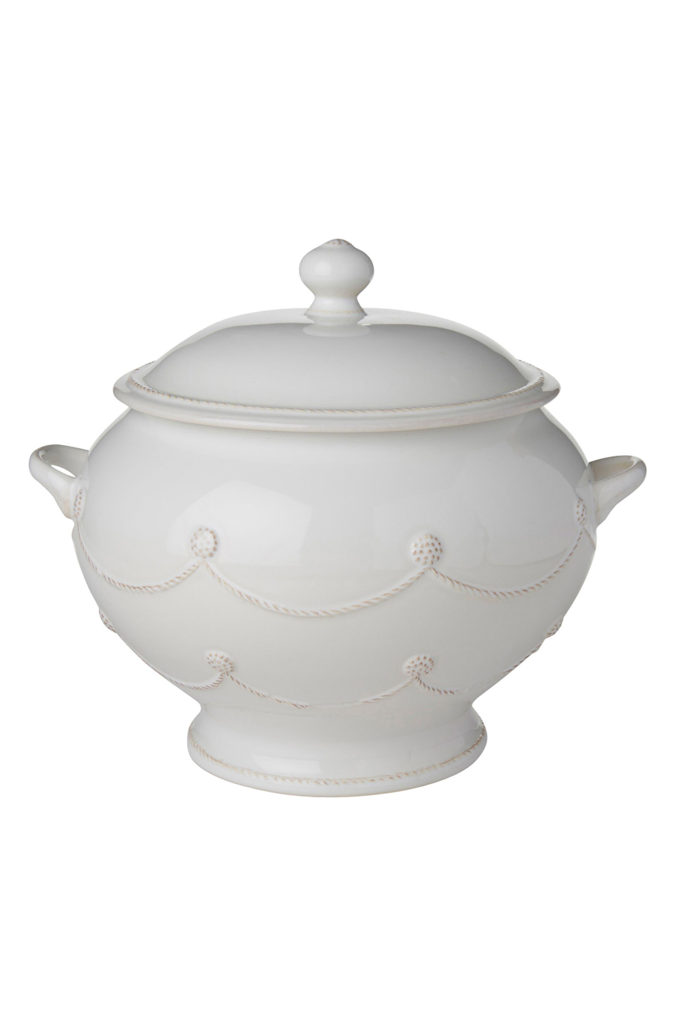 Main Image - Juliska Berry & Thread Ceramic Soup Tureen