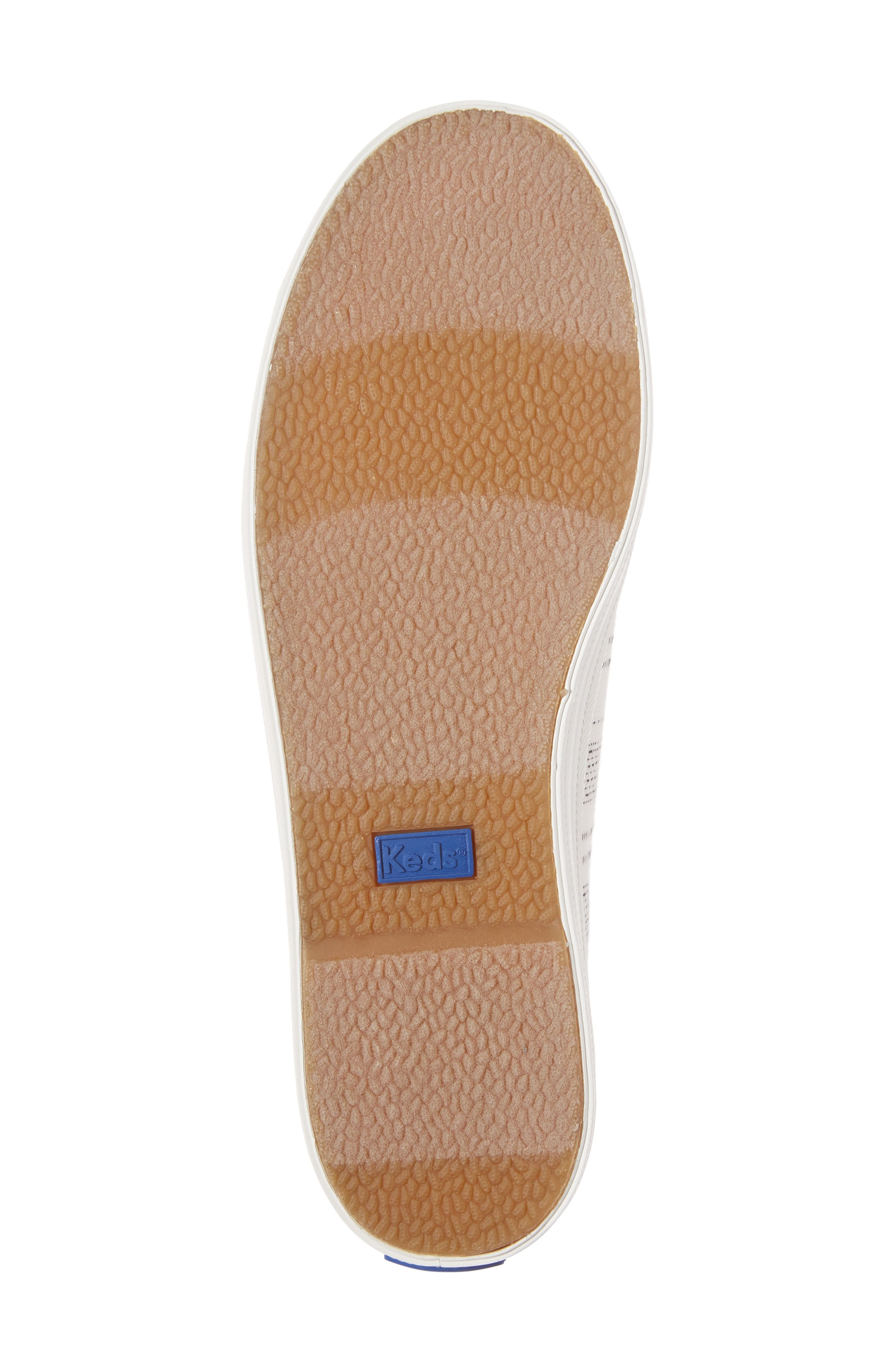 Kickstart Baja Stripe Sneaker,                             Alternate thumbnail 6, color,                             Cream