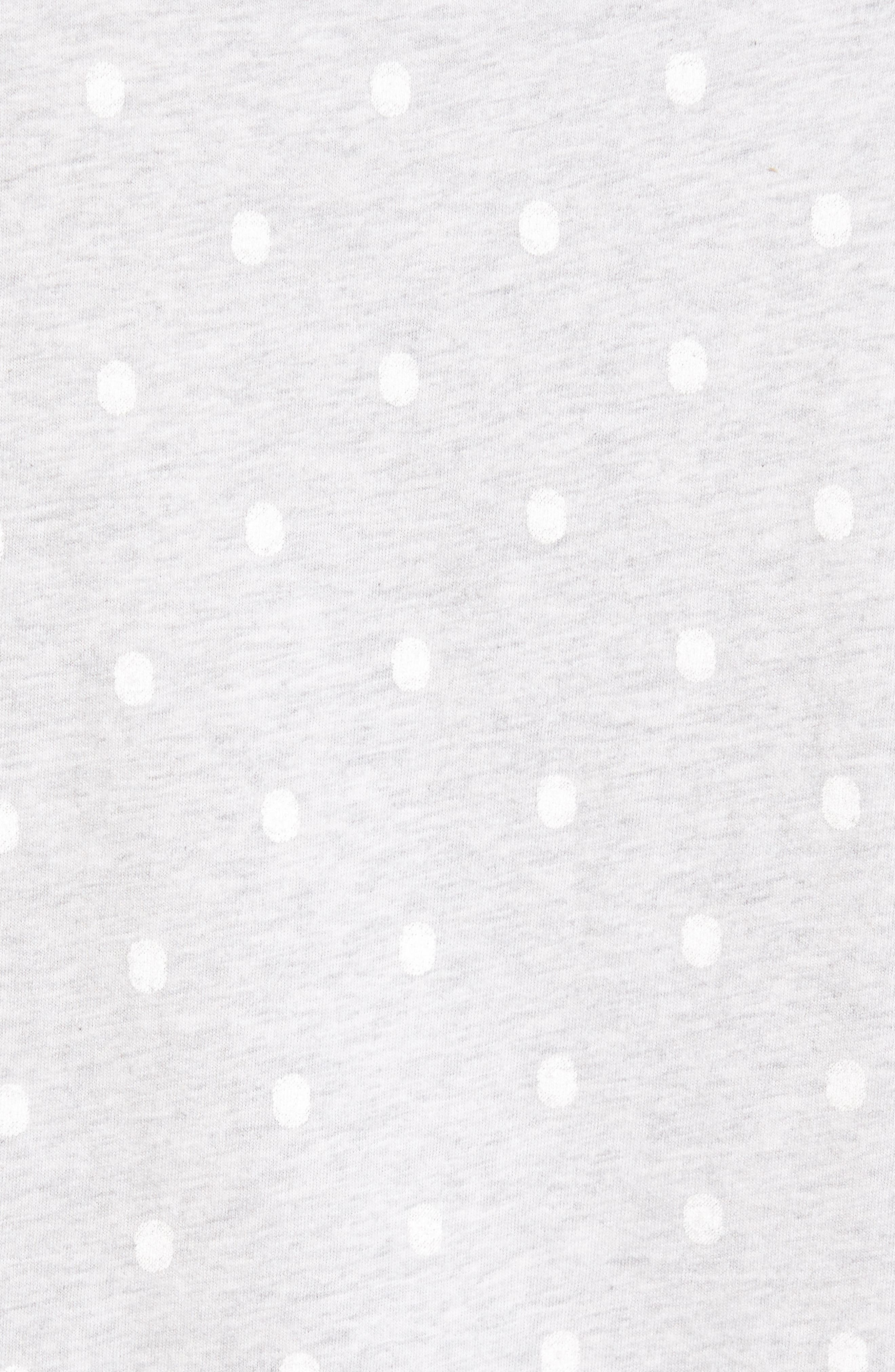 Alternate Image 5  - French Connection Polka Dot T-Shirt