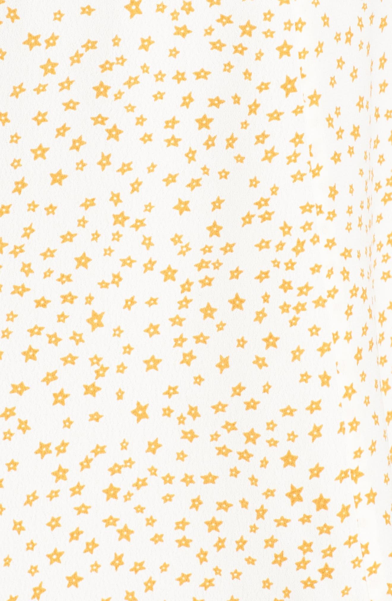 Alternate Image 5  - For Love & Lemons Aurora Ruffle Shift Dress