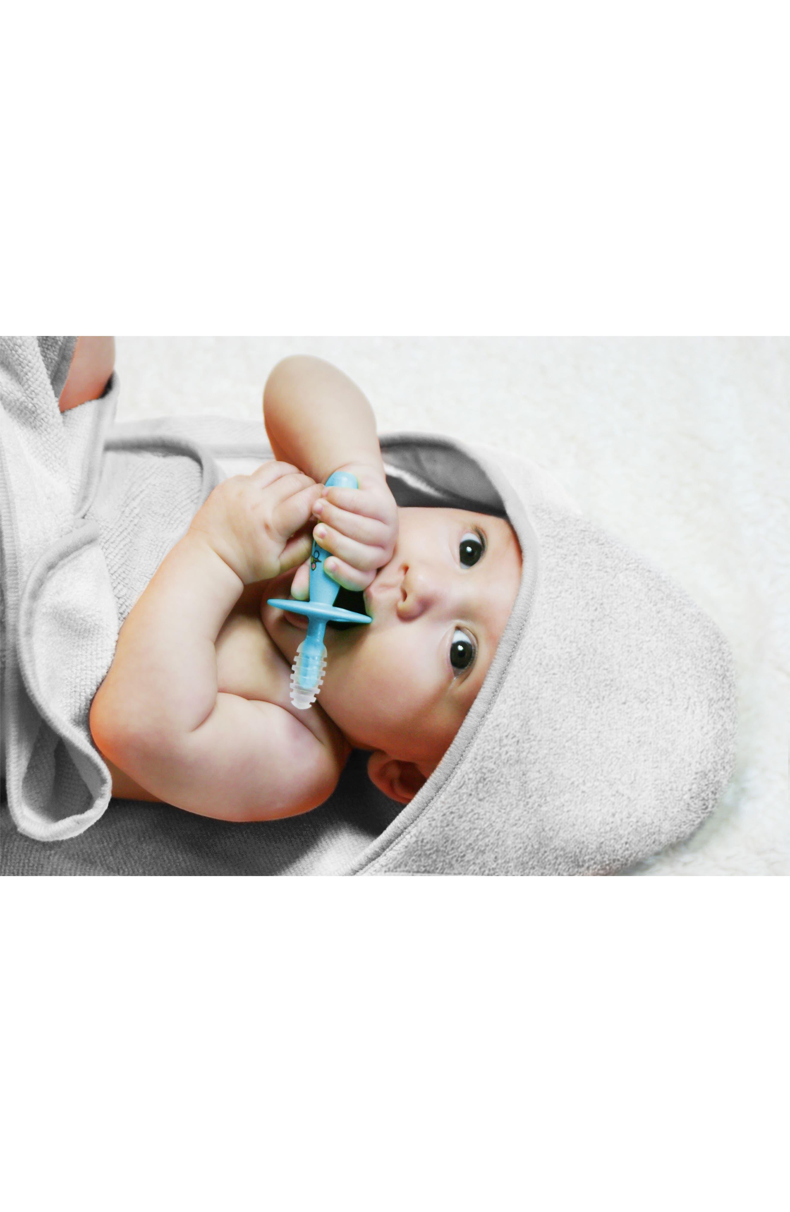 Alternate Image 4  - ZoLi Chubby Gummy & Bunny 3-Piece Teething Toy Set