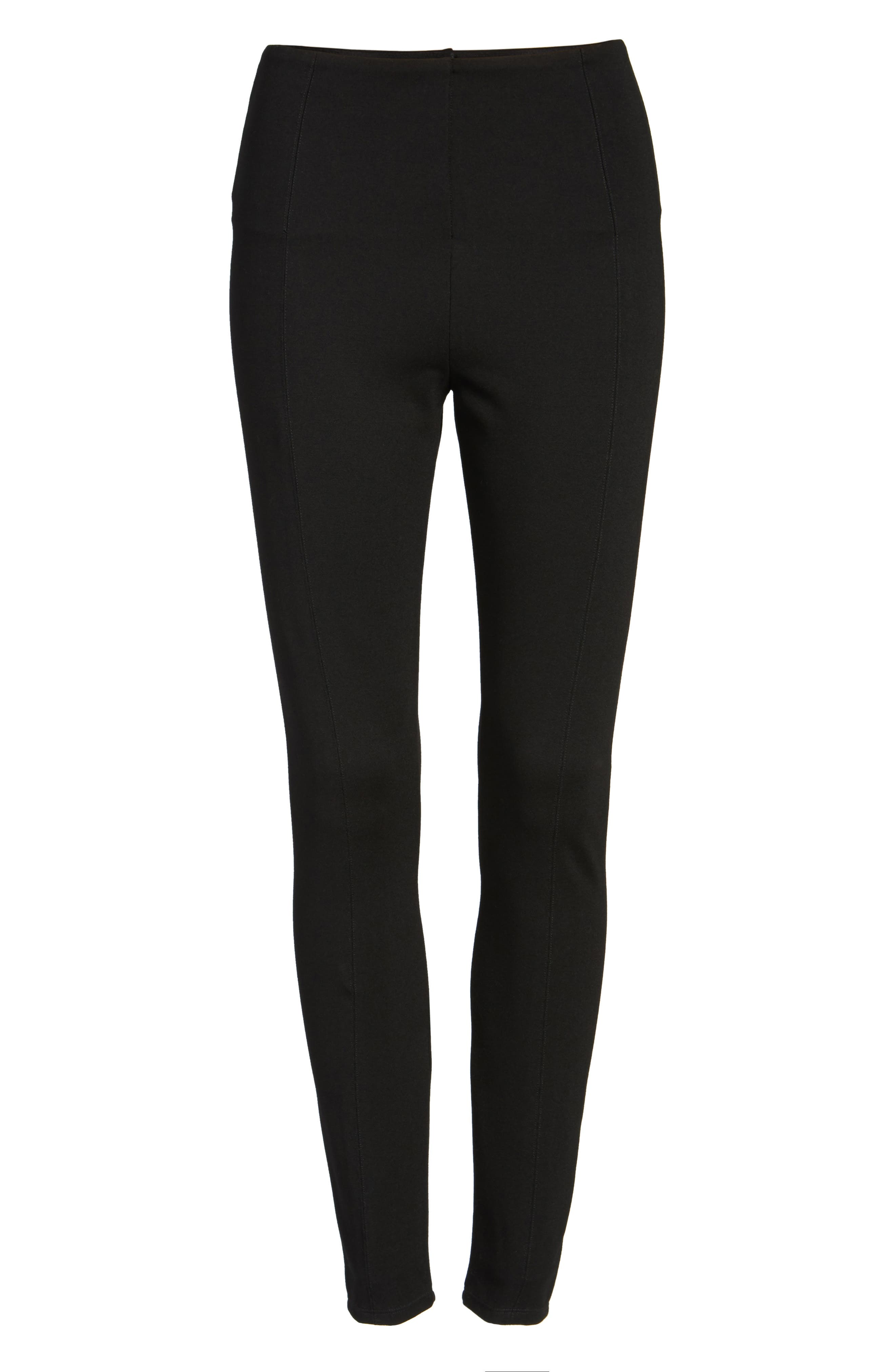 Alternate Image 4  - Lyssé High Waist Seamed Leggings