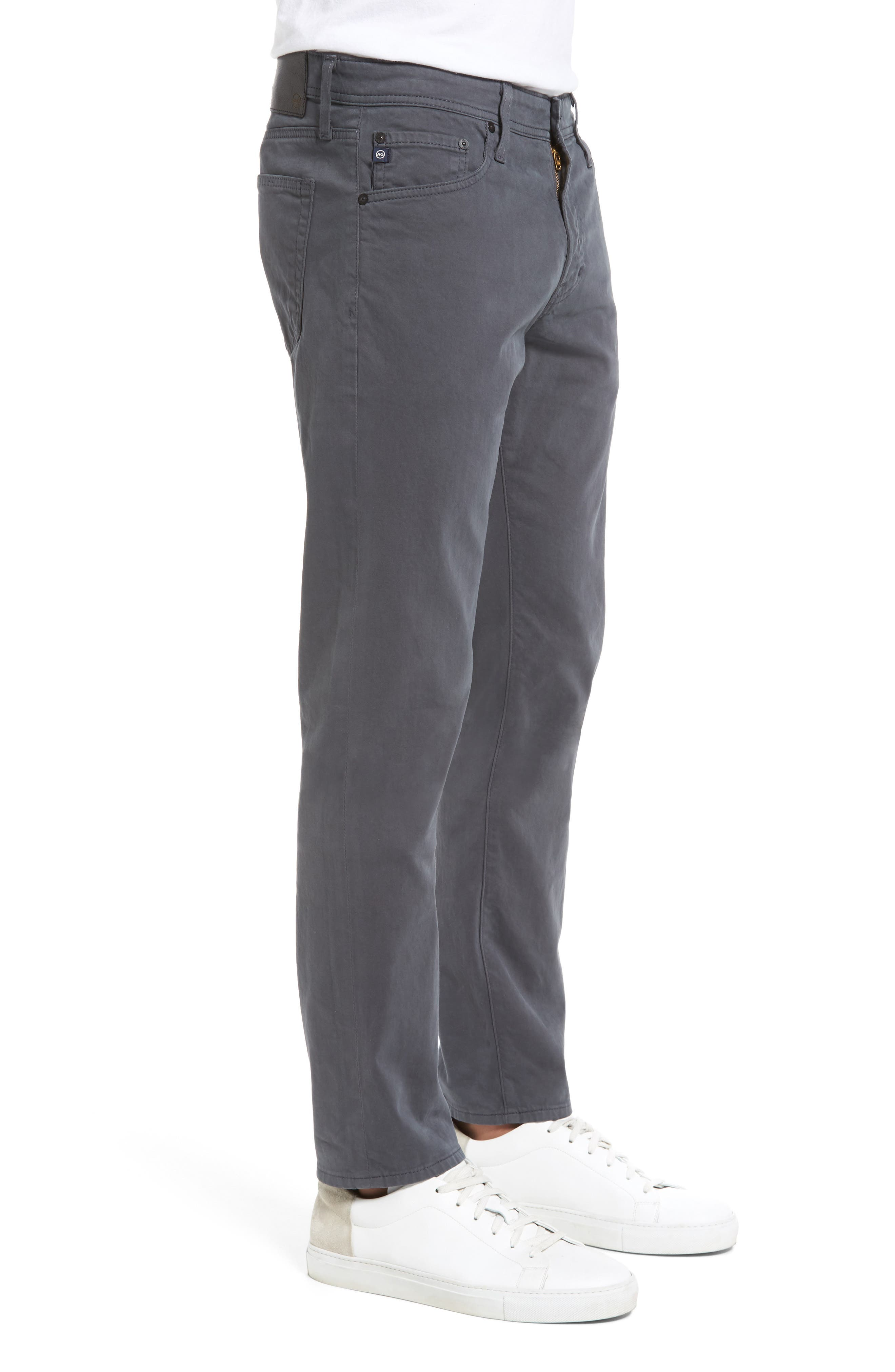 Alternate Image 2  - AG Tellis SUD Modern Slim Stretch Twill Pants