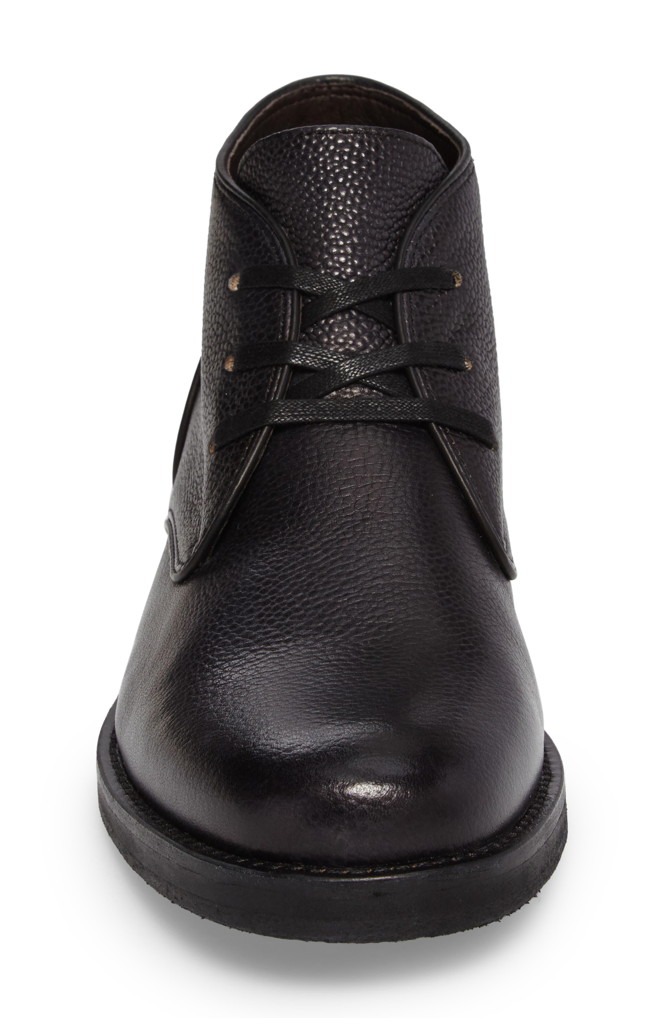 Brooklyn Chukka Boot,                             Alternate thumbnail 4, color,                             Mineral Black
