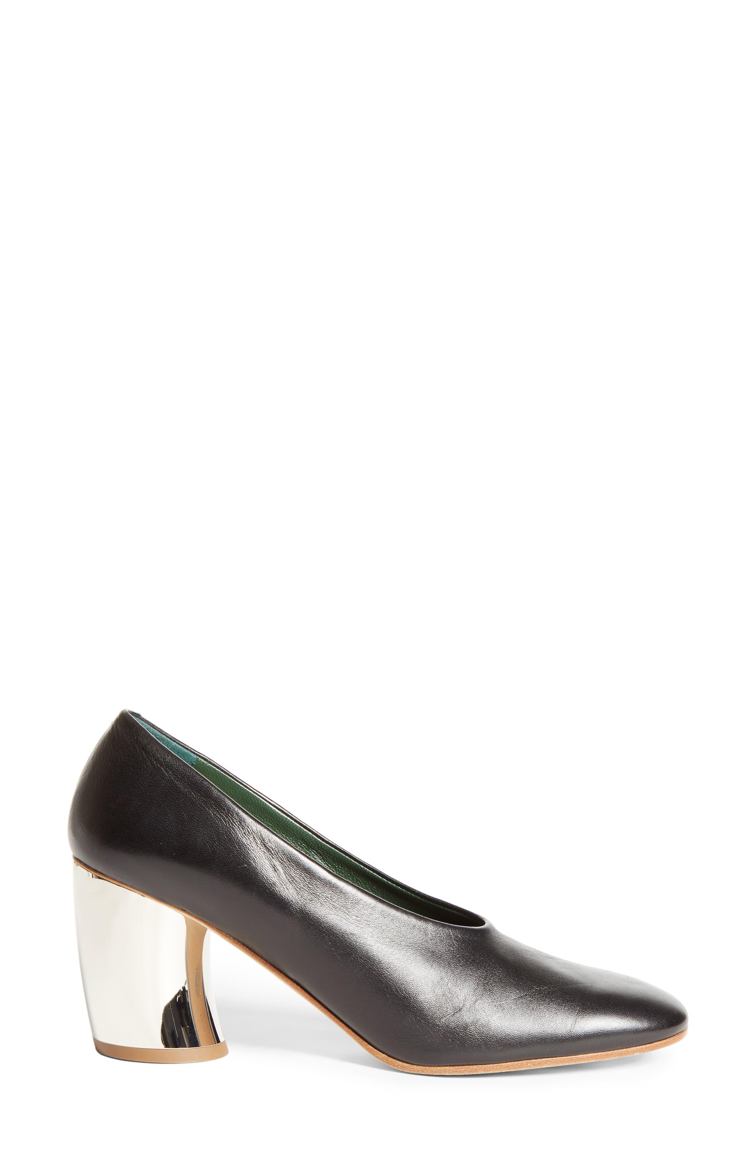 Alternate Image 4  - Proenza Schouler Mirrored Heel Pump (Women)