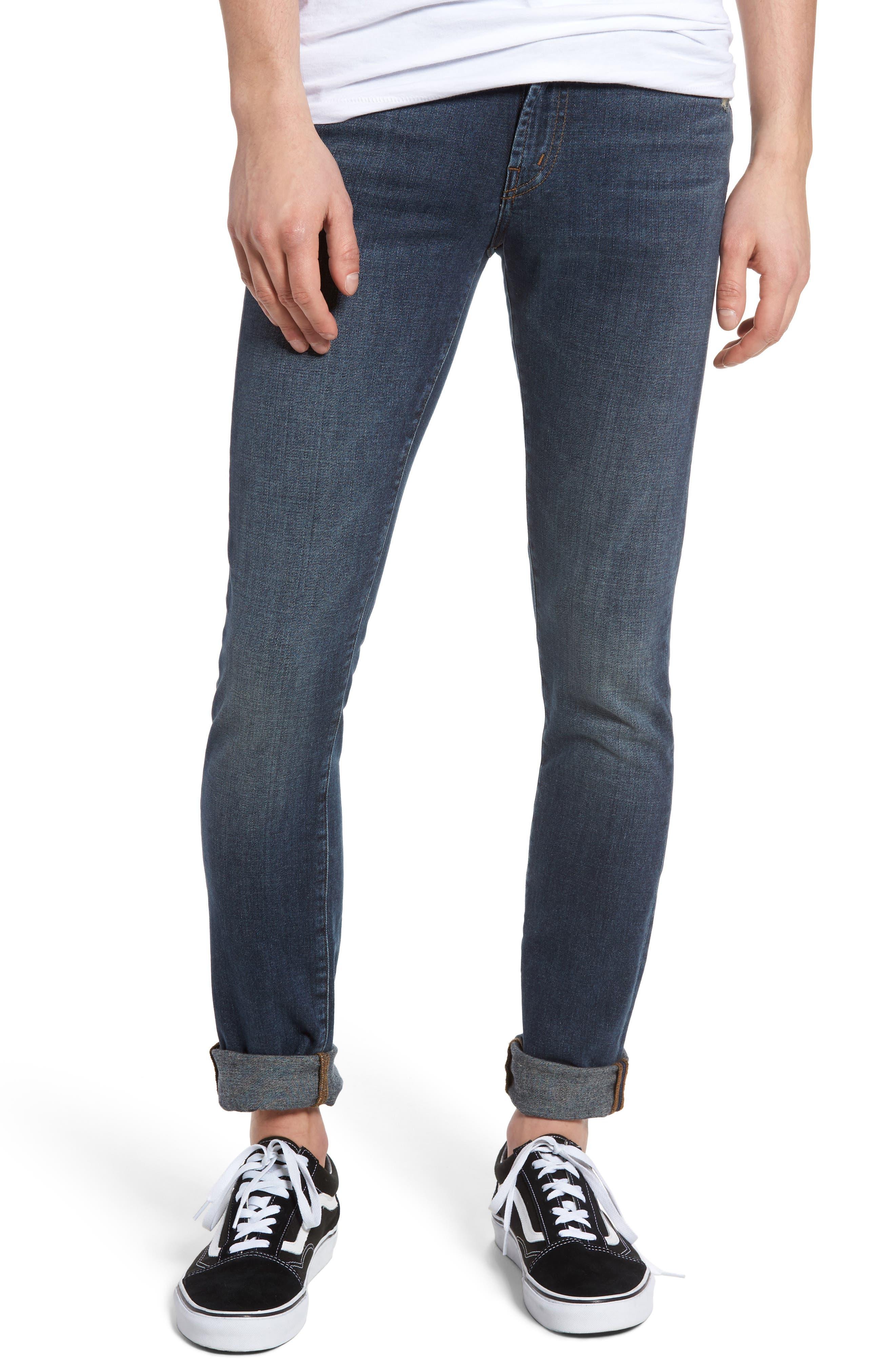 J Brand Tyler Slim Fit Jeans (Ariteus)