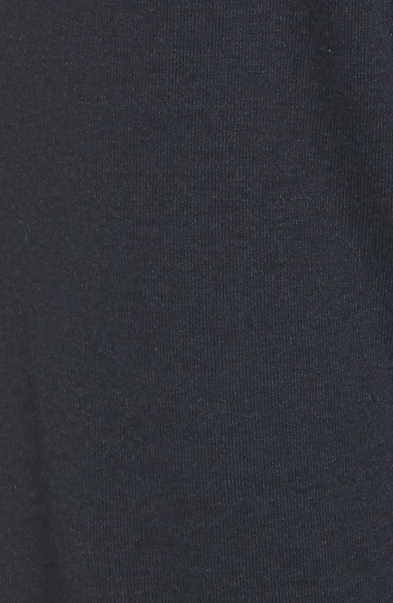 Bolt Sweatpants,                             Alternate thumbnail 6, color,                             Charcoal