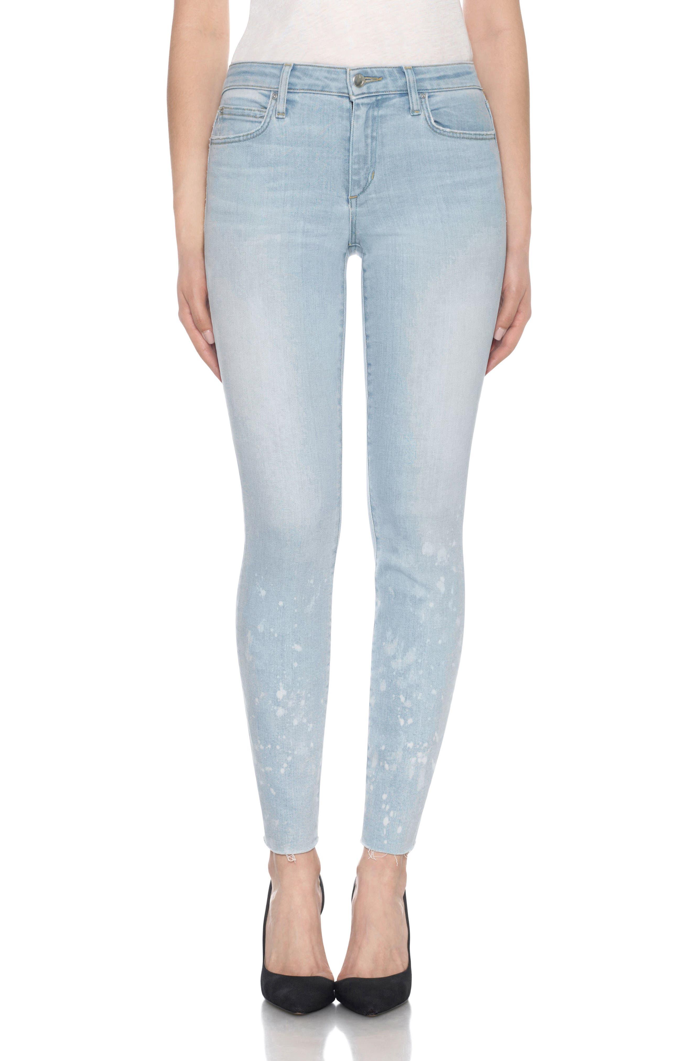 Joe's Icon Crop Skinny Jeans (Marlene)