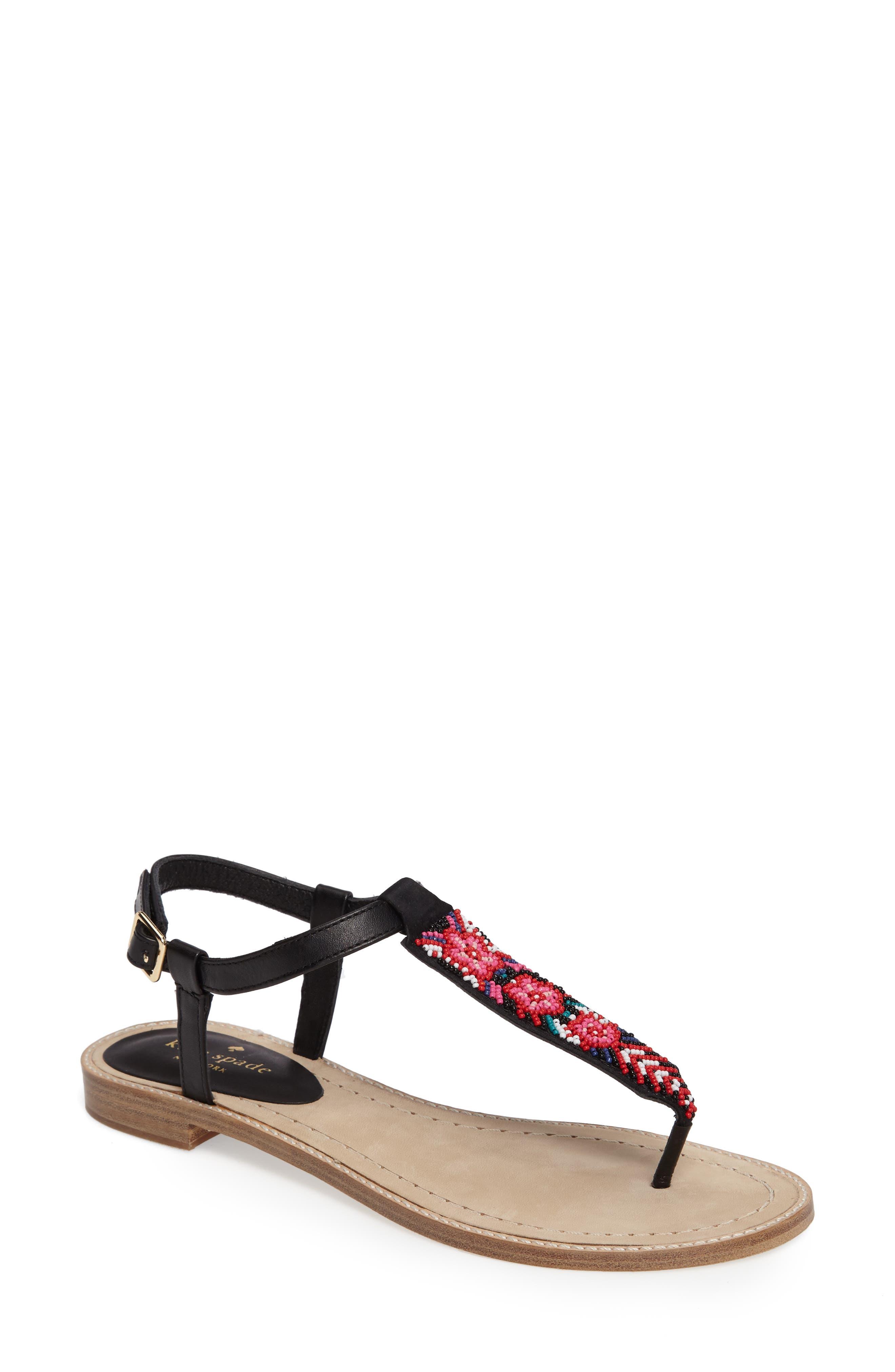 KATE SPADE NEW YORK saborsa sandal