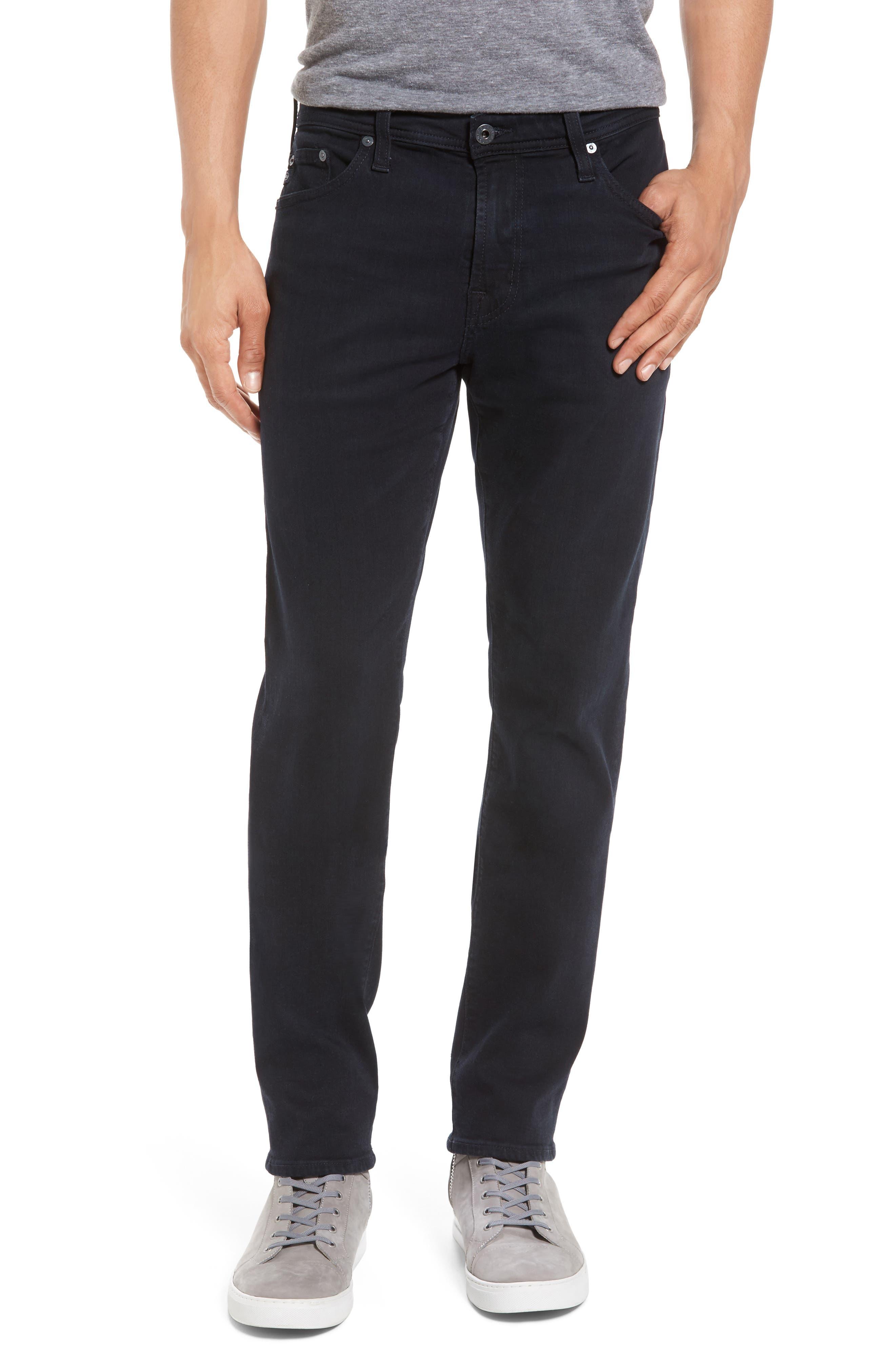 AG Everett Slim Straight Leg Jeans (Jigsaw)