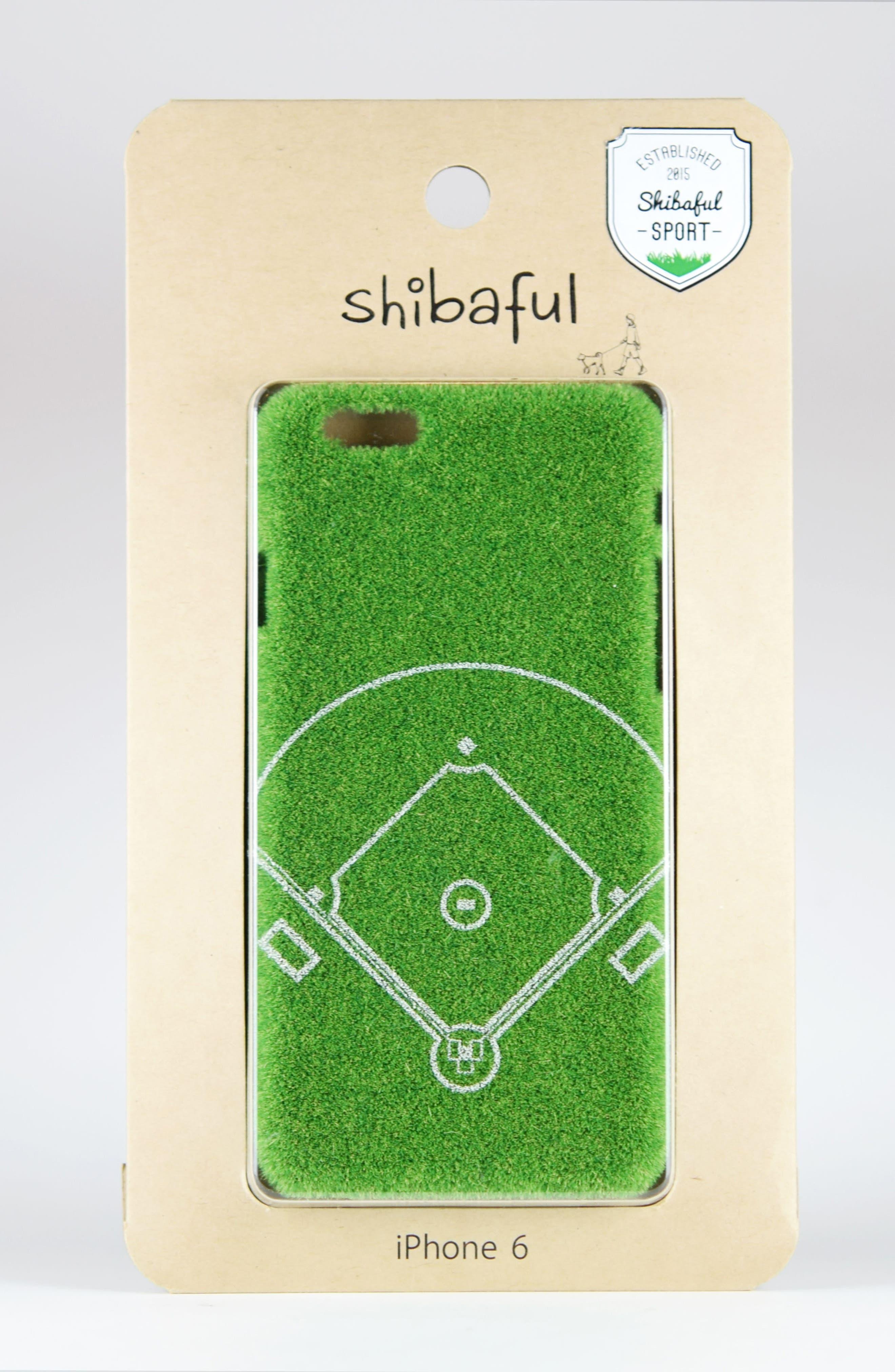 Dream Field Portable Park iPhone 7/8 & 7/8 Plus Case,                             Alternate thumbnail 4, color,                             Green