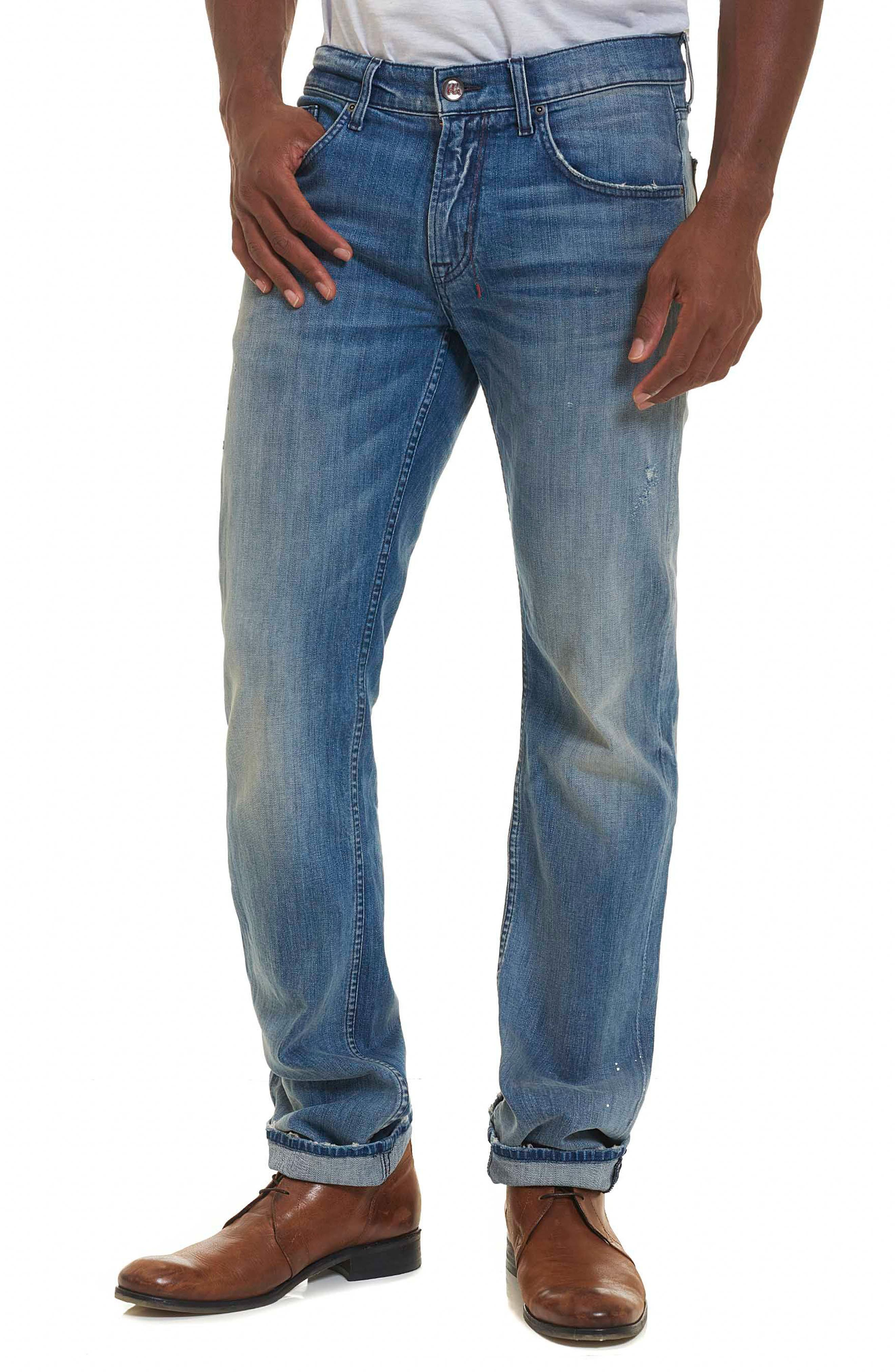 Robert Graham Activate Classic Fit Jeans