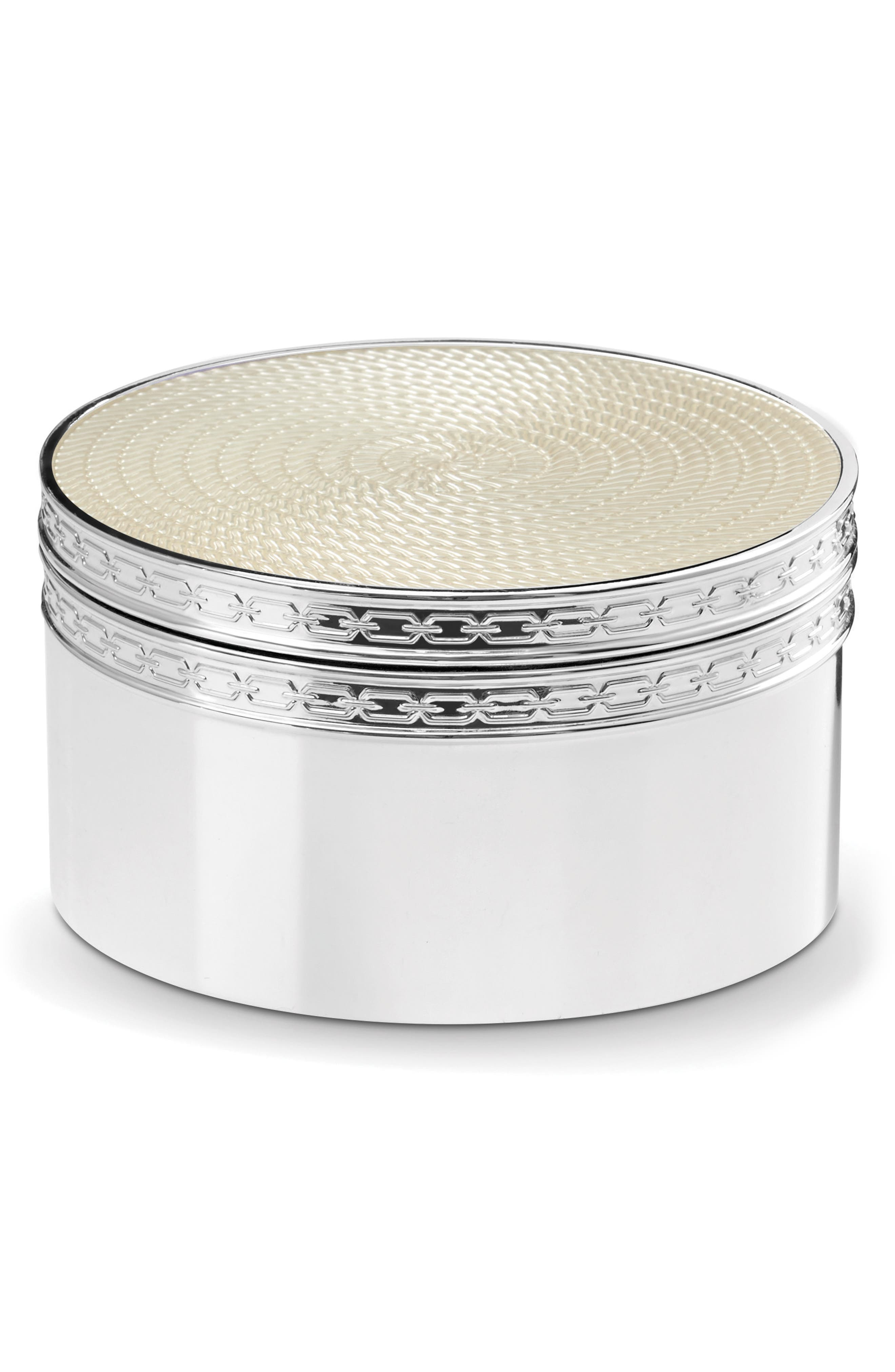 Alternate Image 1 Selected - Vera Wang x Wedgwood With Love Nouveau Trinket Box