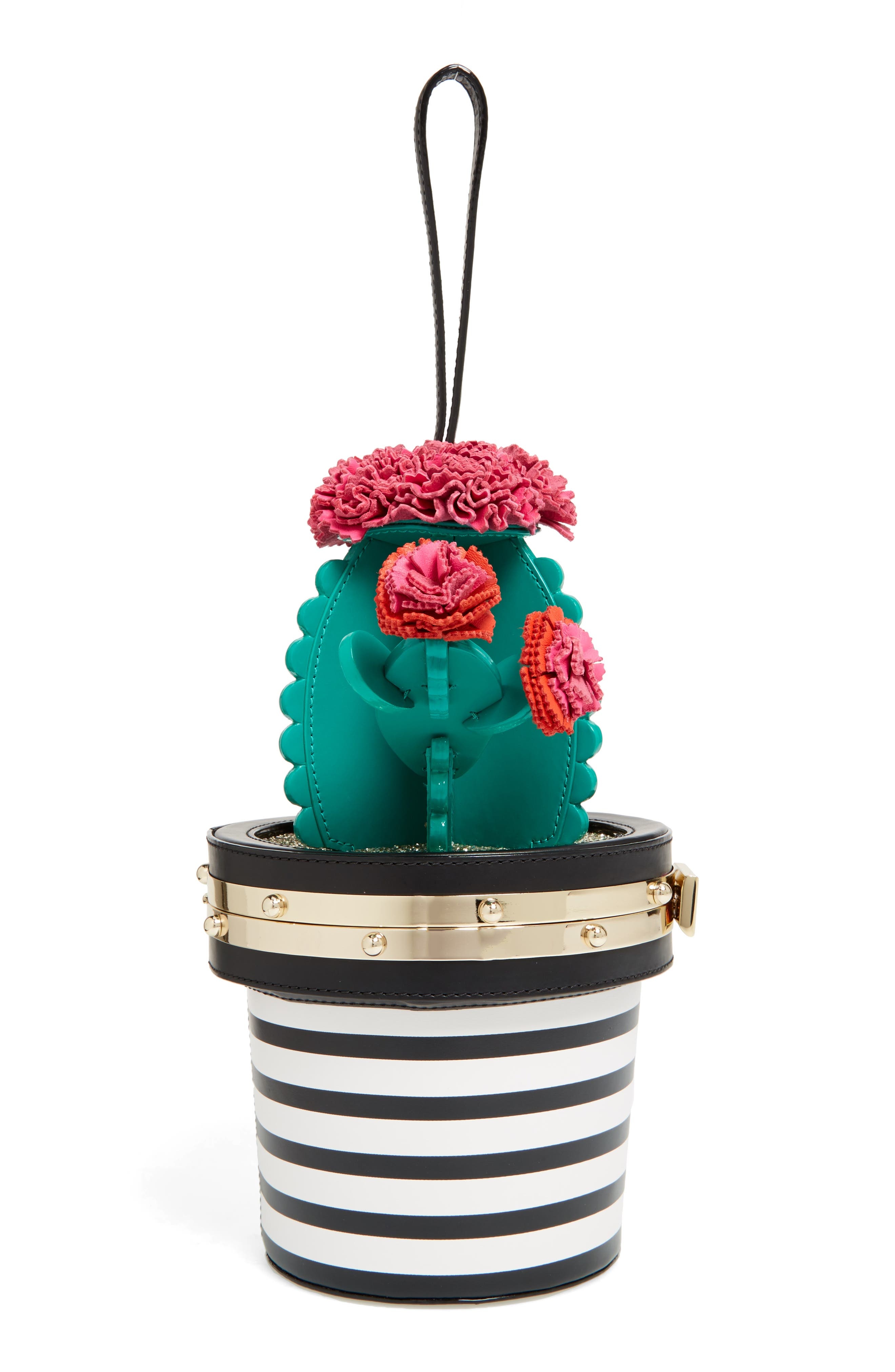 Alternate Image 4  - kate spade new york scenic route cactus bag