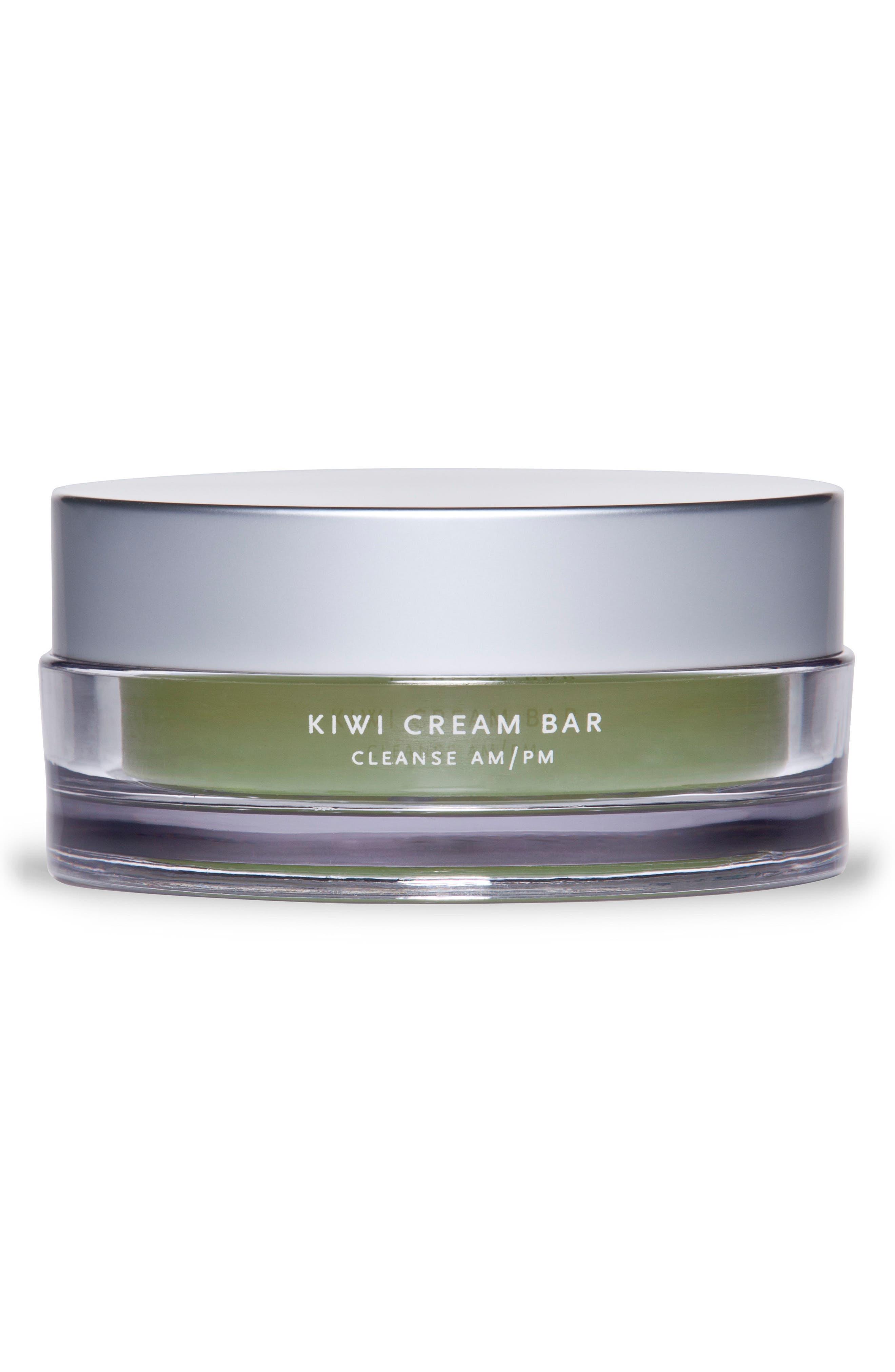 Main Image - ARCONA Kiwi Cream Bar Facial Cleanser