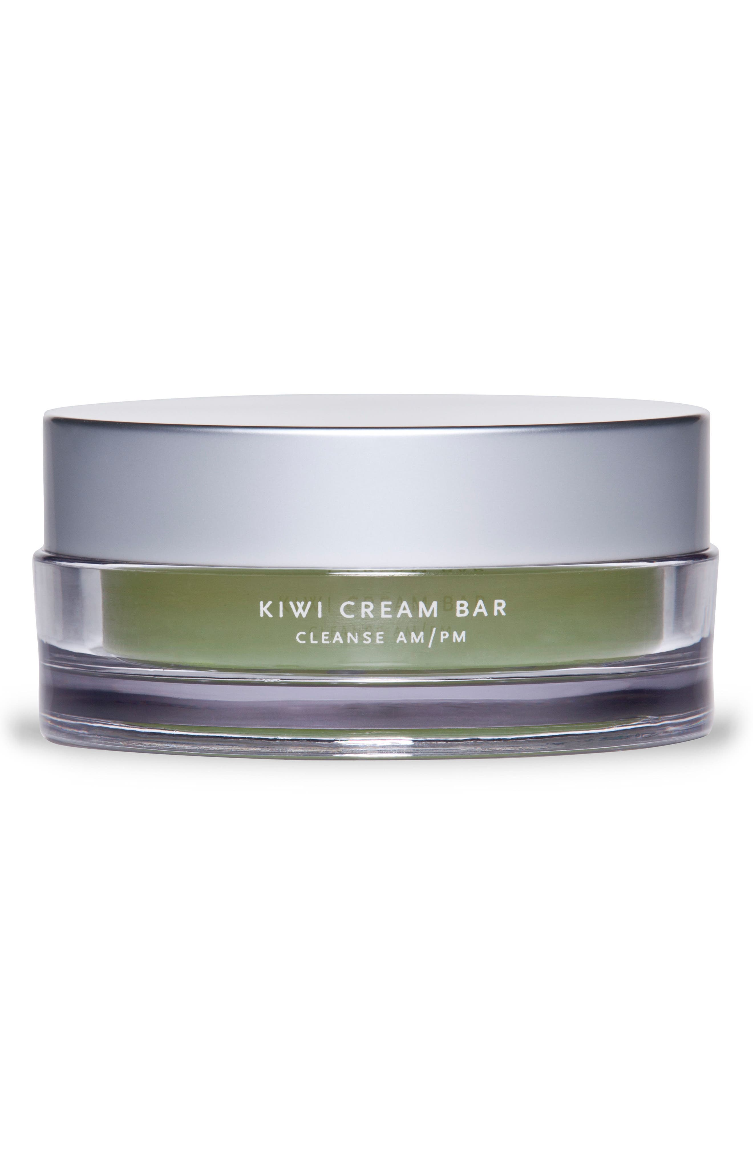 Kiwi Cream Bar Facial Cleanser,                         Main,                         color, None