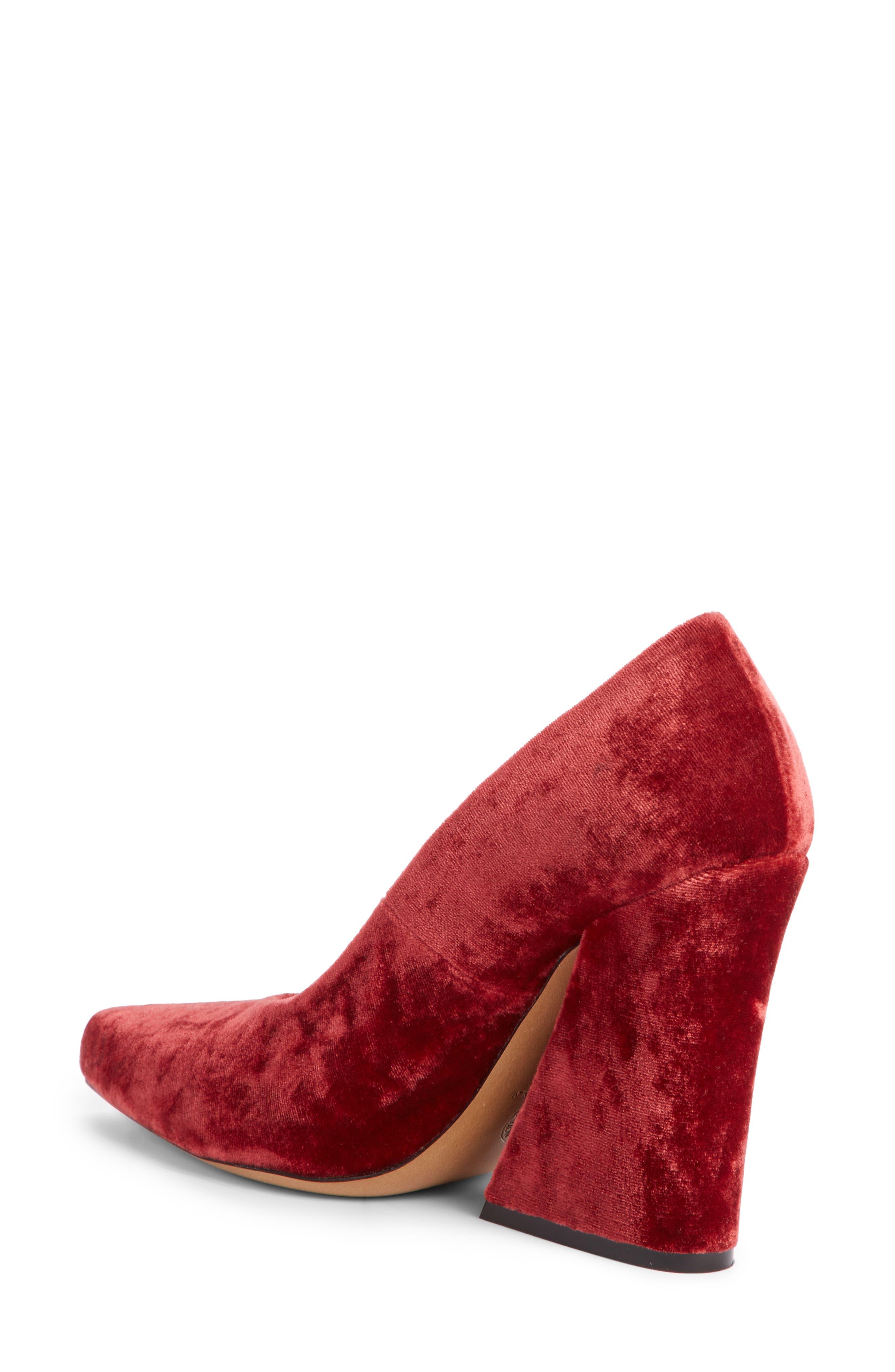 Alternate Image 2  - Dries Van Noten Block Heel Pump (Women)