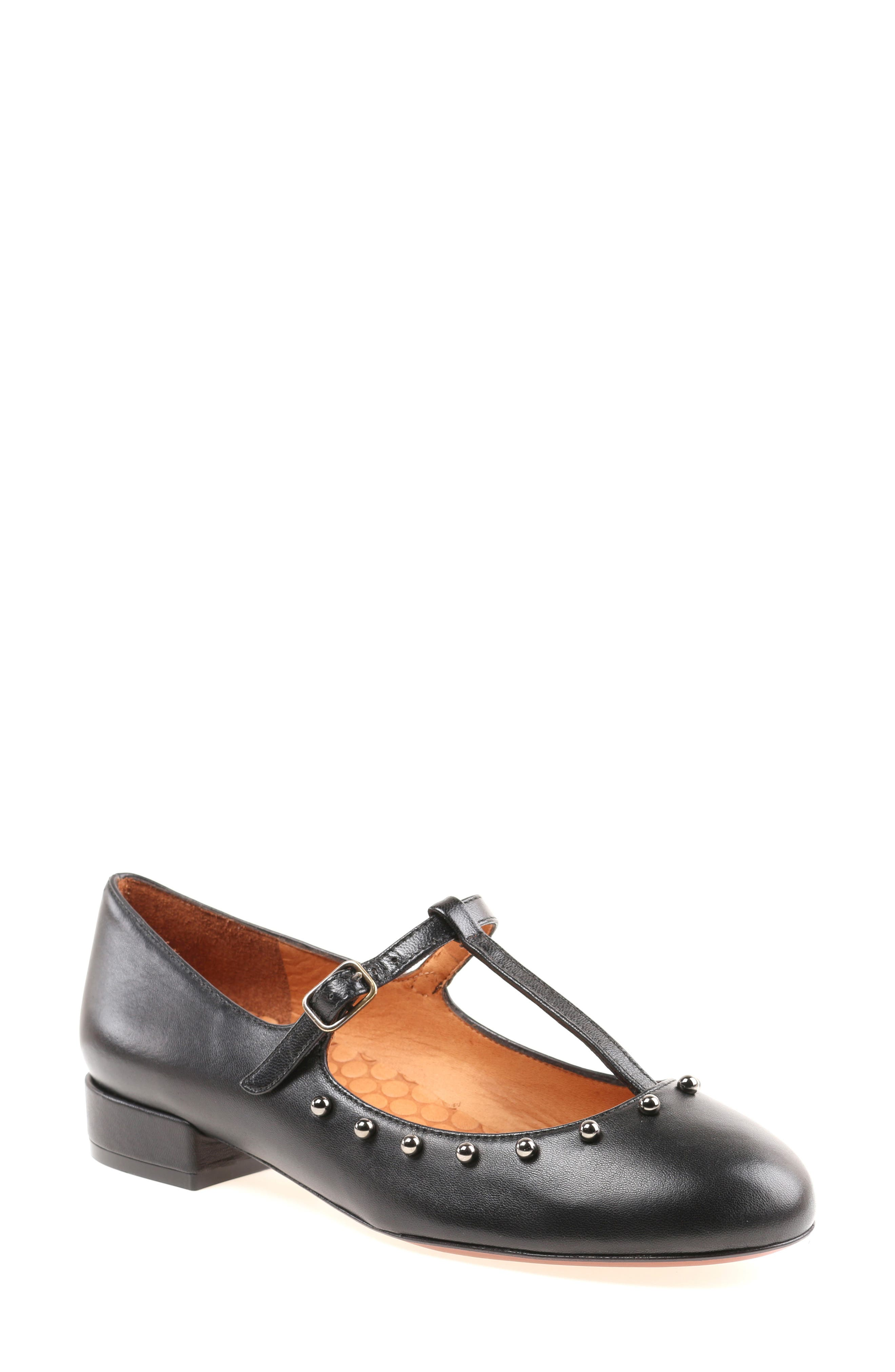 Alternate Image 1 Selected - Chie Mihara Raski T-Strap Flat (Women)