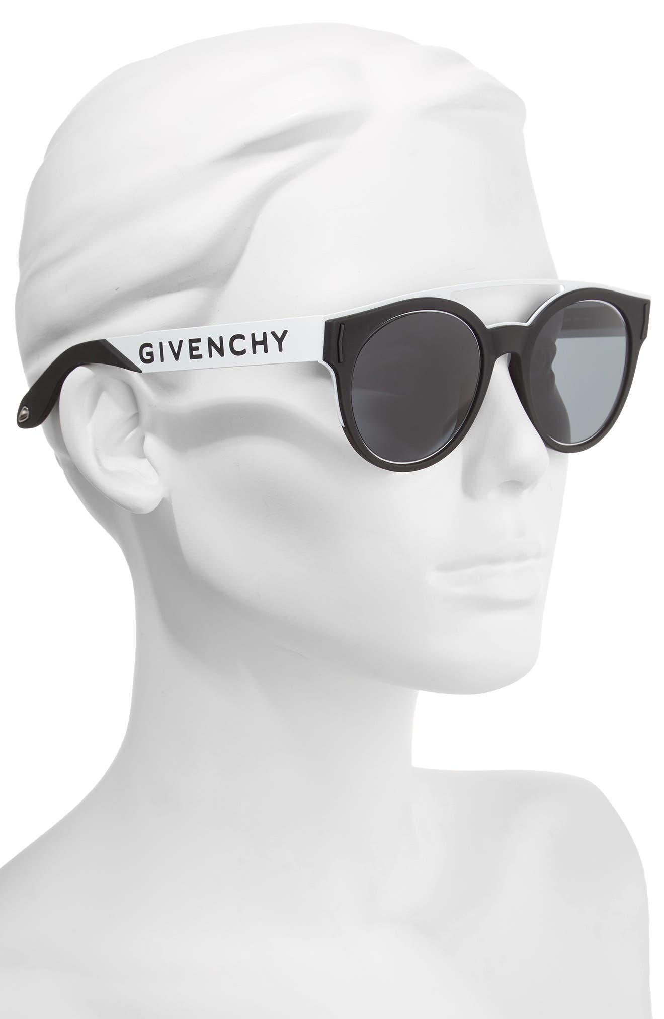Alternate Image 2  - Givenchy 50mm Round Sunglasses