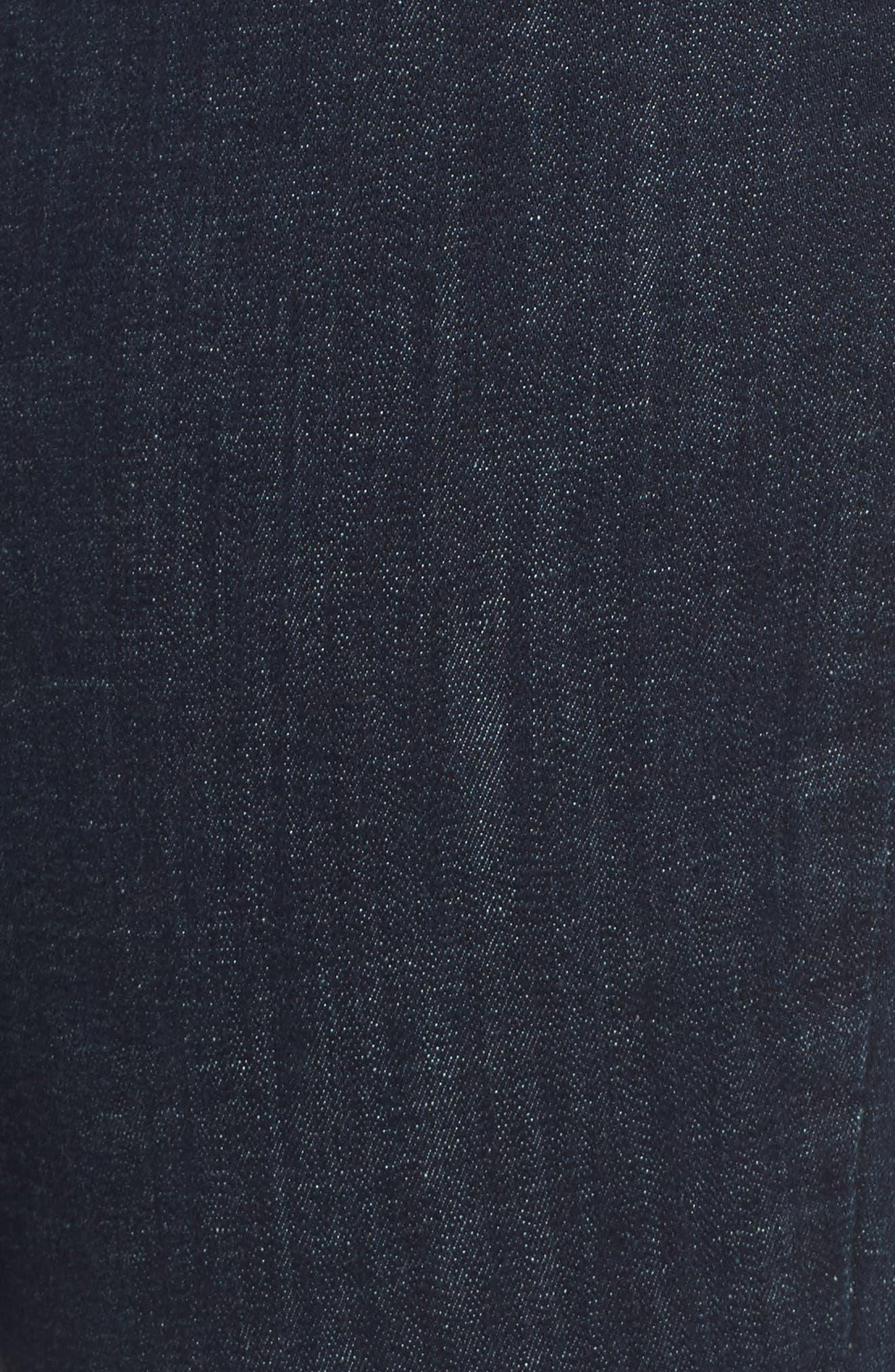 Alternate Image 5  - NYDJ Barbara Stretch Bootcut Jeans (Plus Size)