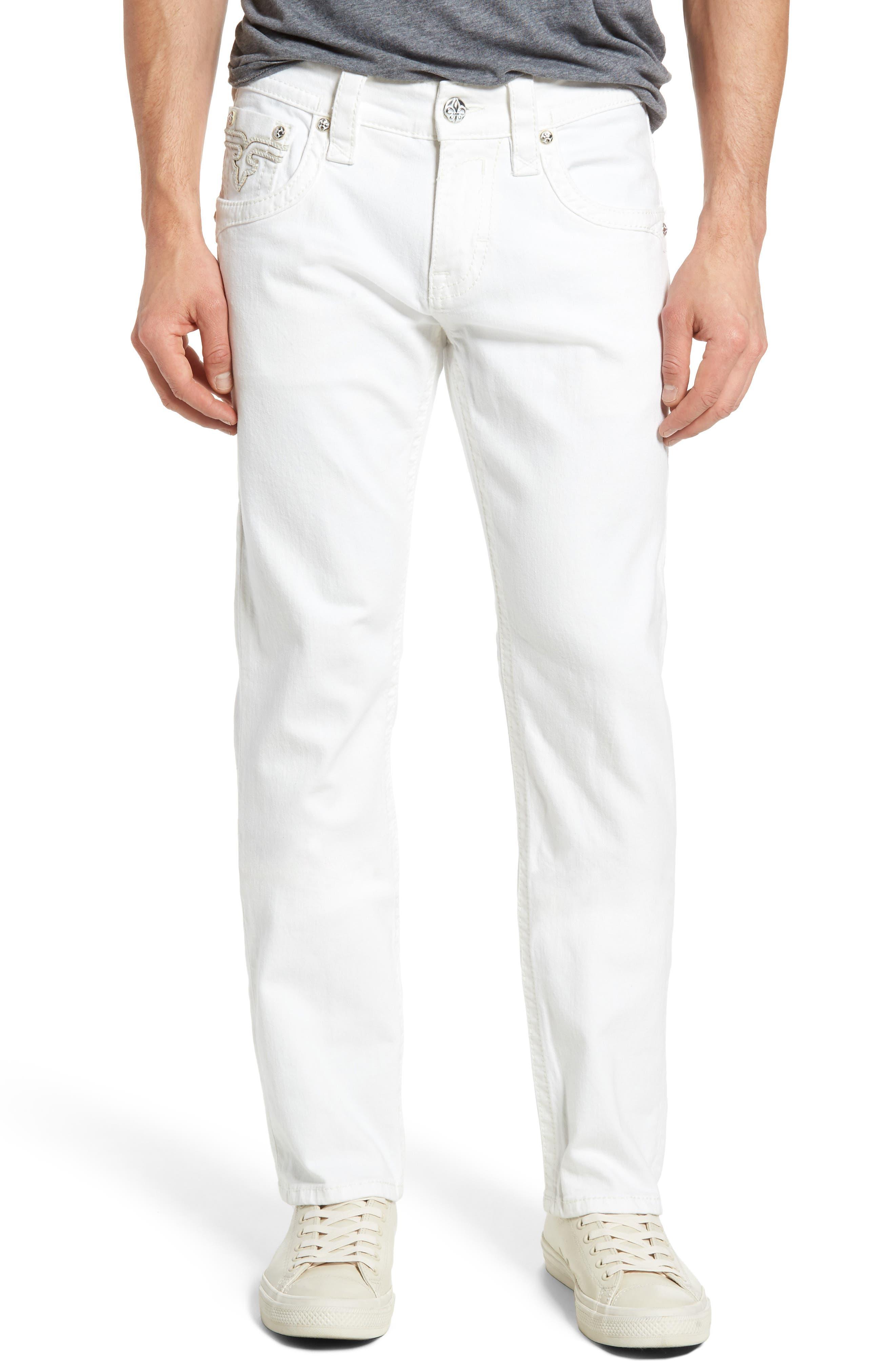 Rock Revival Straight Leg Jeans (Regular & Big)