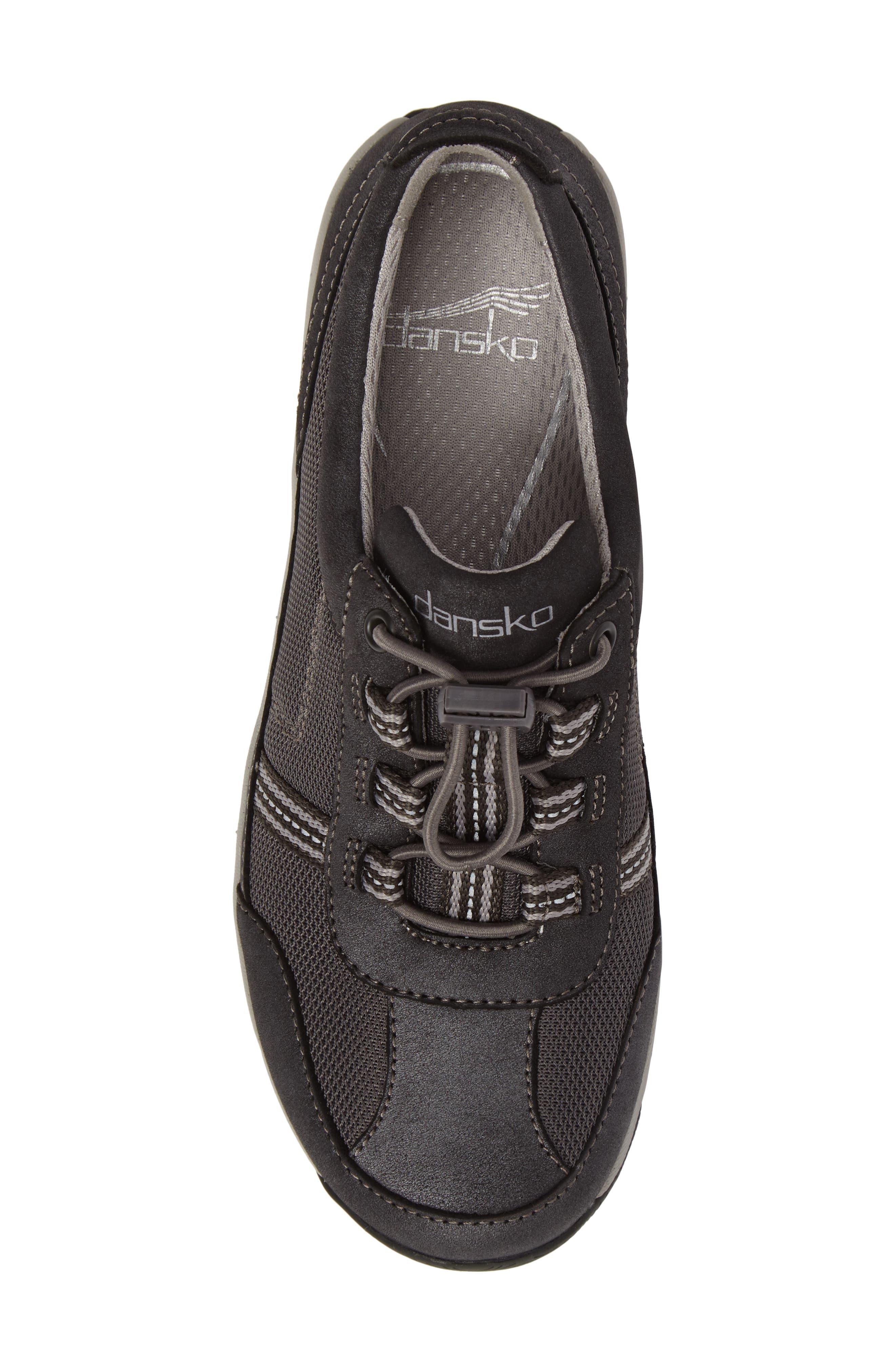 Alternate Image 5  - Dansko 'Helen' Suede & Mesh Sneaker (Women)