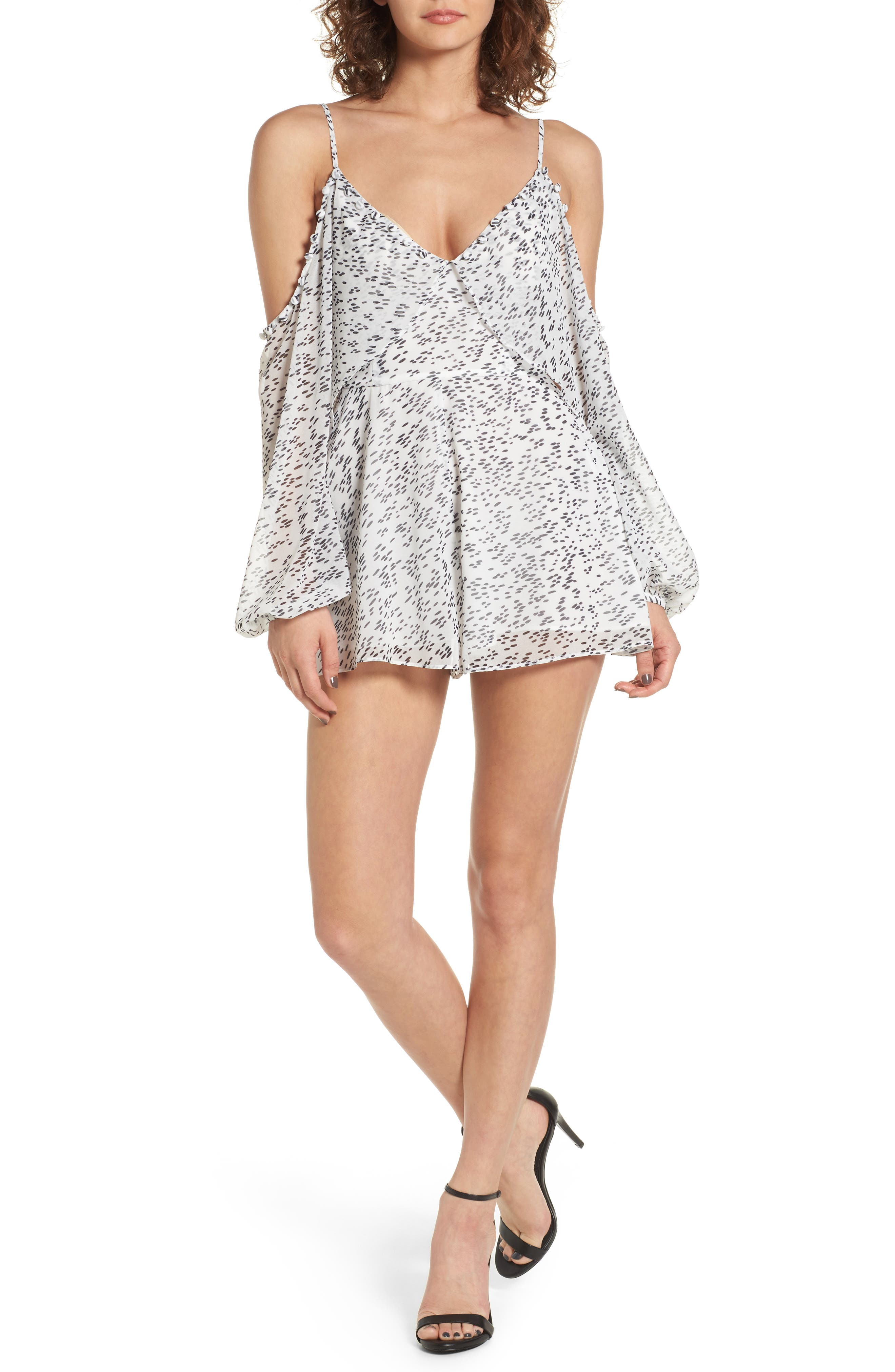 Keepsake the Label Morning Rain Romper