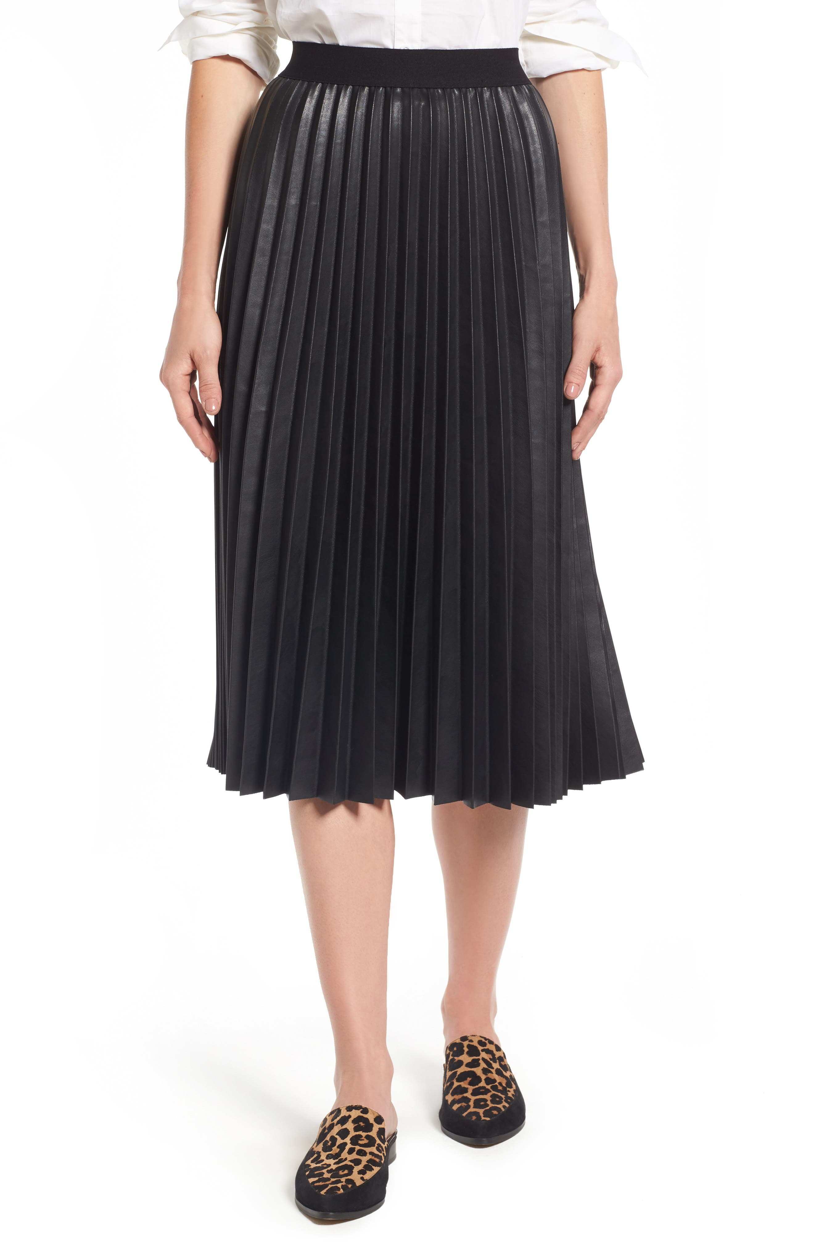 Faux Leather Skirts: A-Line, Pencil, Maxi, Miniskirts & More ...