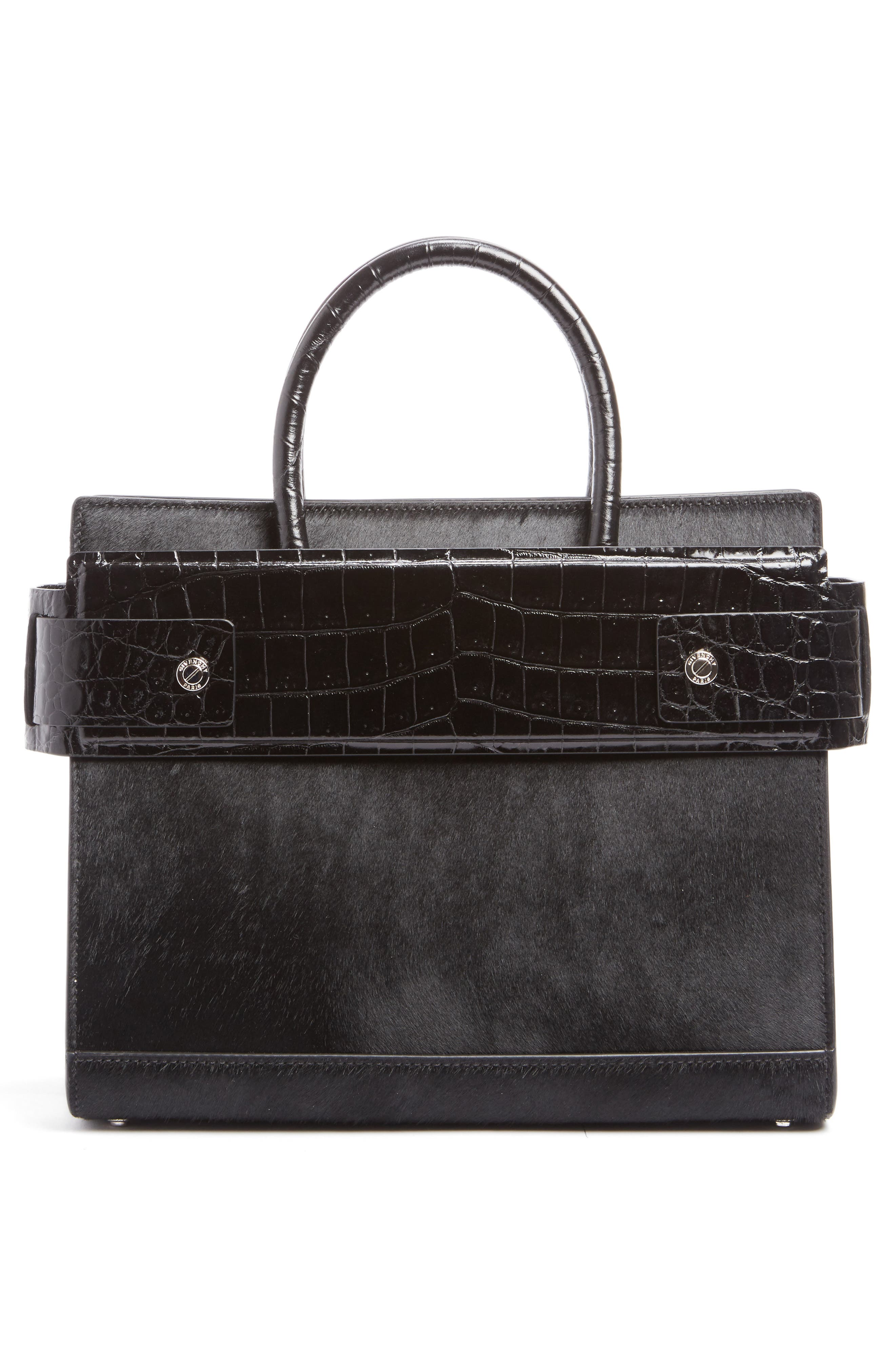 Alternate Image 2  - Givenchy Horizon Genuine Calf Hair & Leather Tote