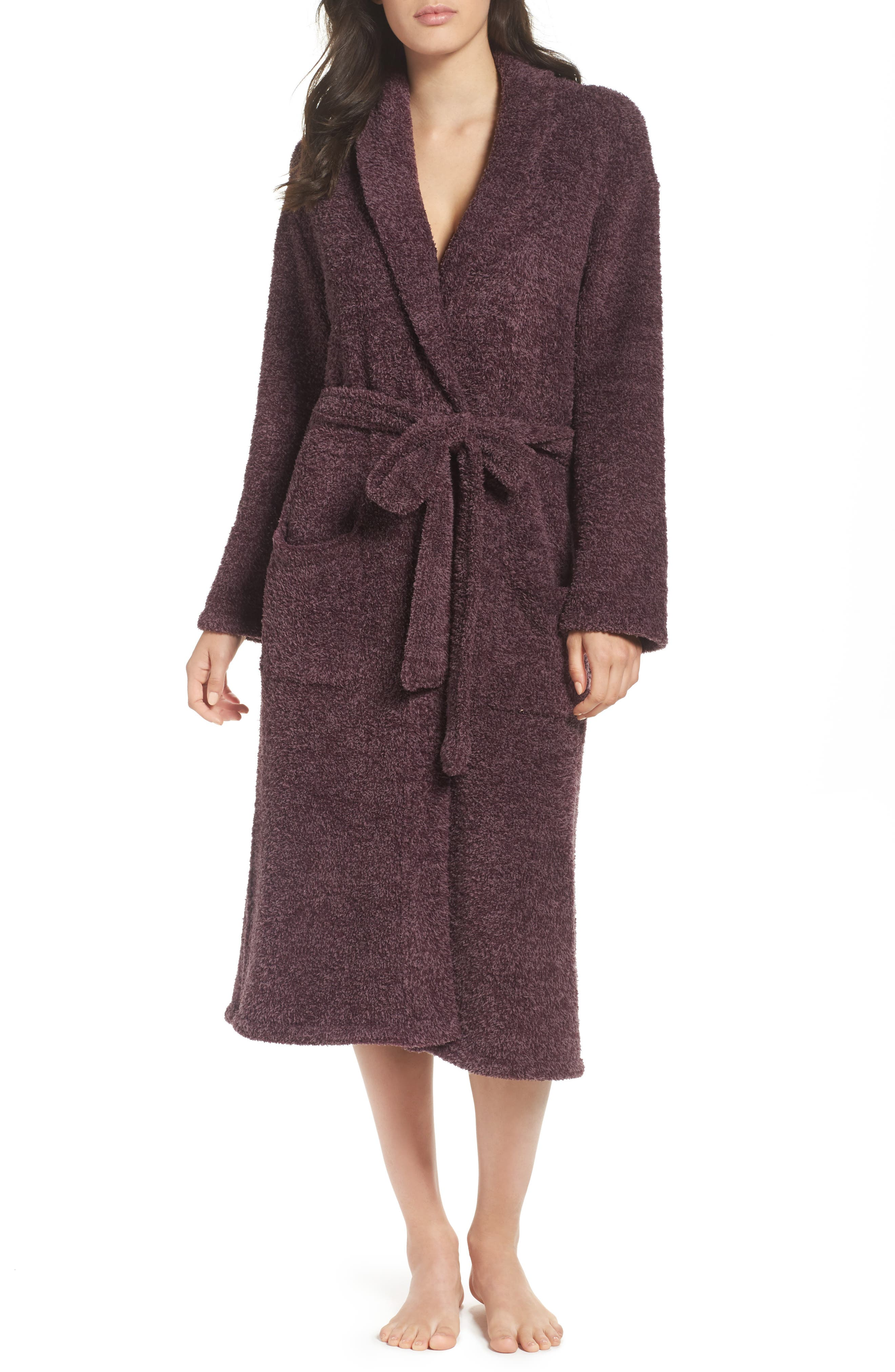 Alternate Image 1 Selected - Barefoot Dreams® CozyChic® Robe (Nordstrom Online Exclusive)