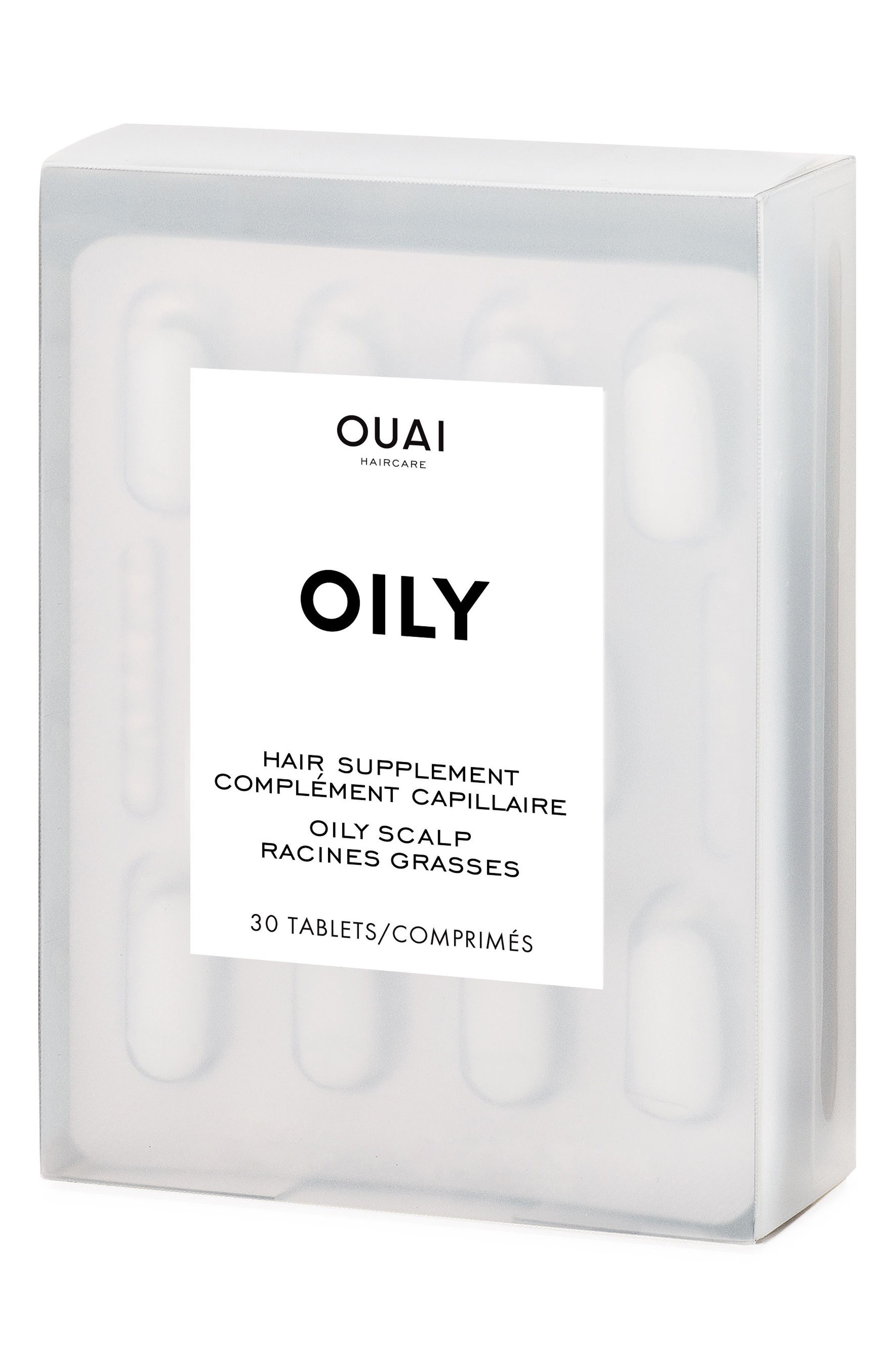 OUAI Oily Scalp Supplement