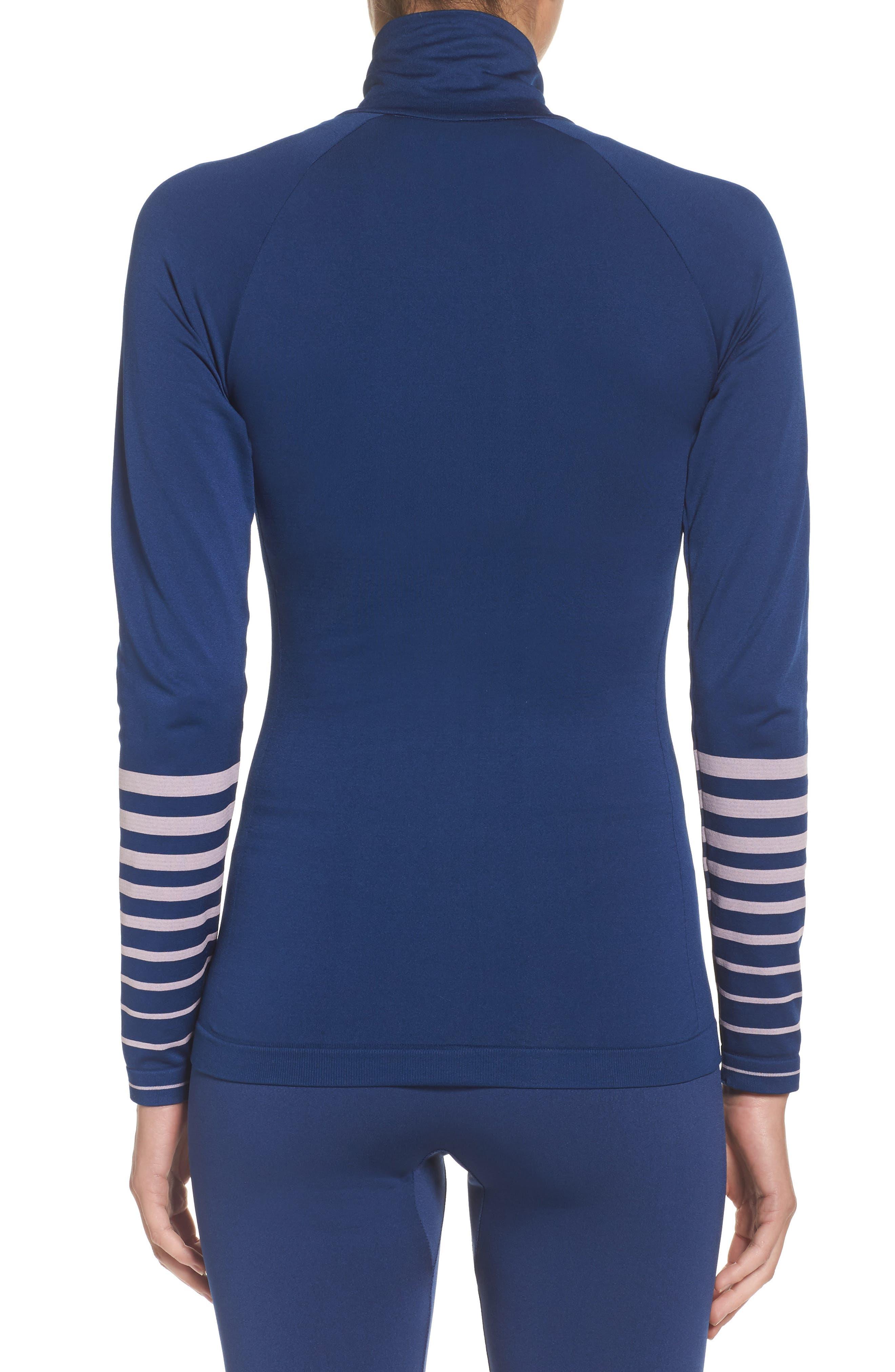 Finish Line Training Jacket,                             Alternate thumbnail 2, color,                             Estate Blue And Crystal Pink