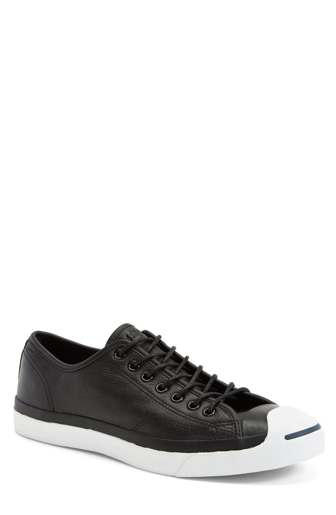converse black and white. converse \u0027jack purcell - jack\u0027 sneaker black and white