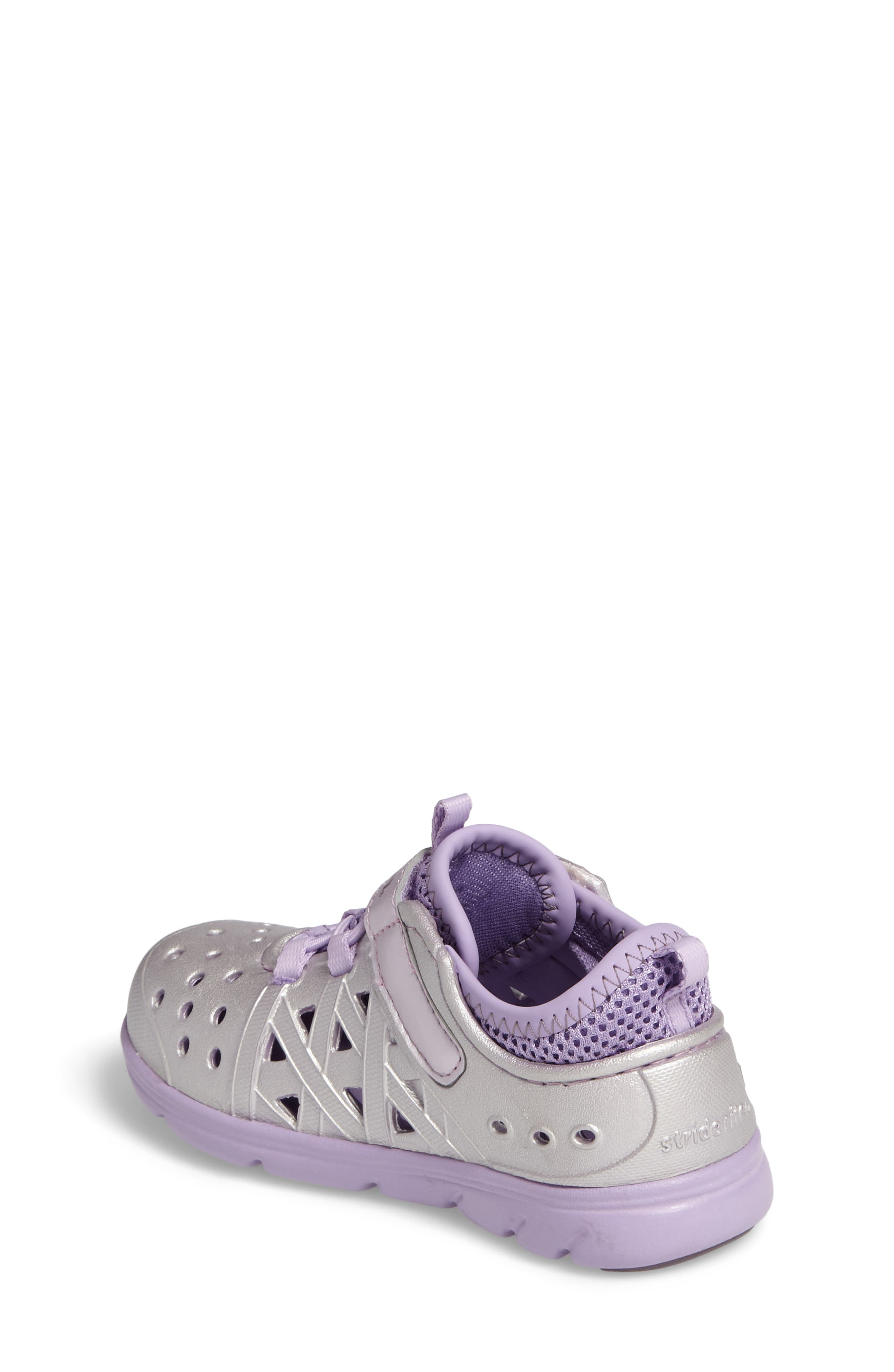 Made2Play<sup>®</sup> Phibian Sneaker,                             Alternate thumbnail 2, color,                             Purple Metallic