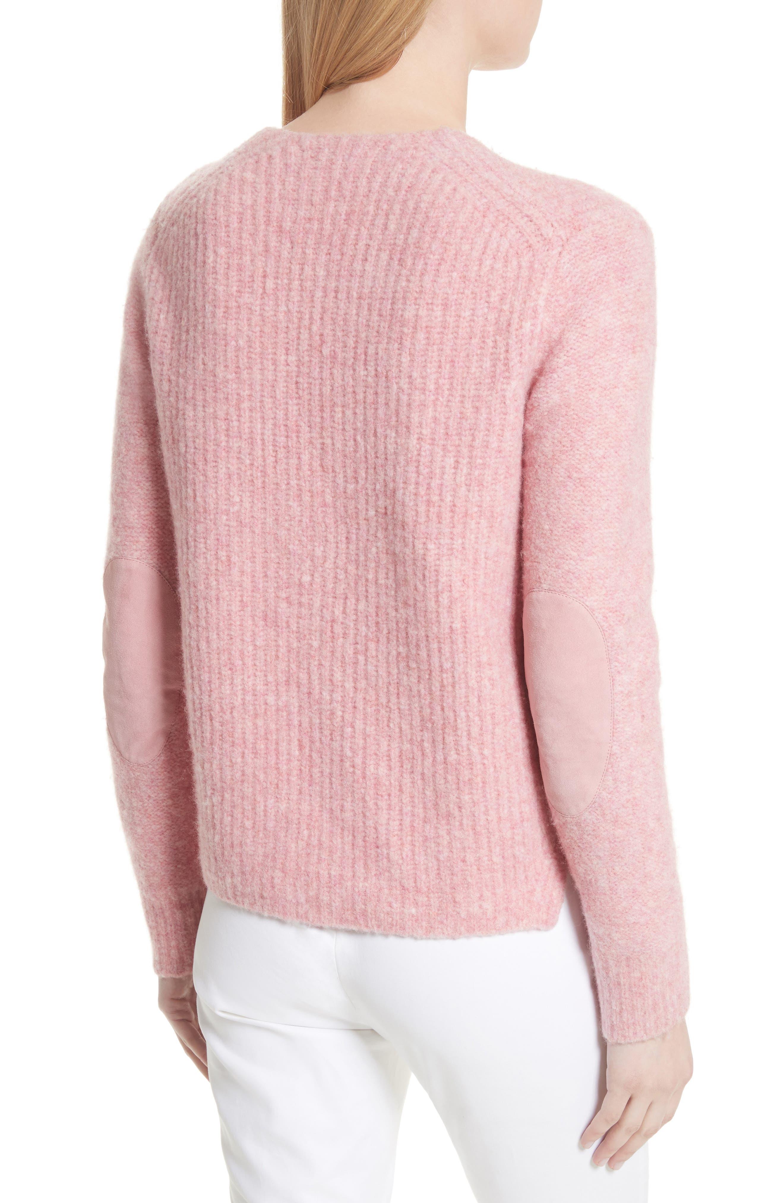 Alternate Image 3  - rag & bone Francie Merino Wool Blend Sweater