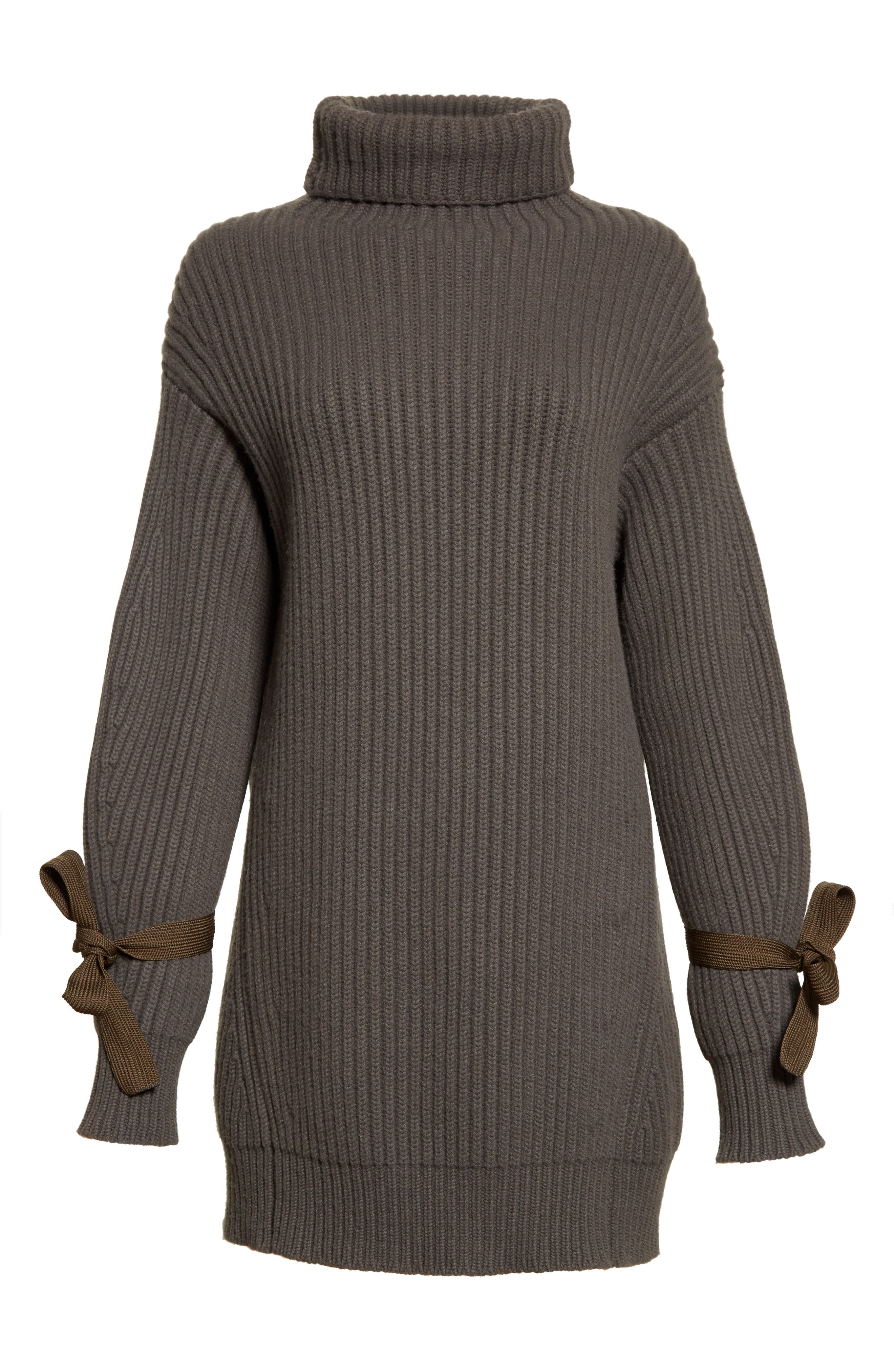 Ciclista Wool & Cashmere Sweater,                             Alternate thumbnail 4, color,                             Olive