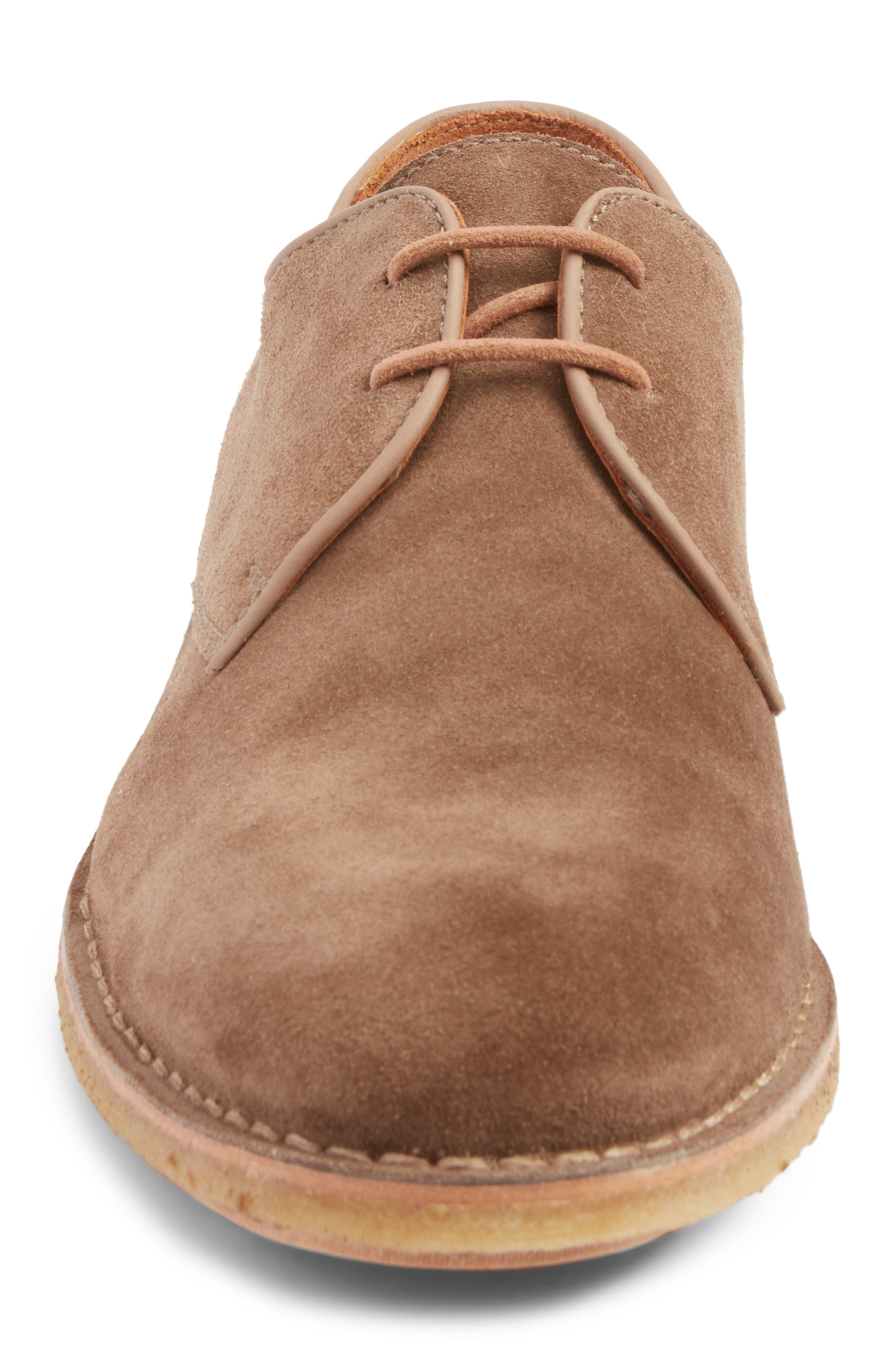 Alternate Image 4  - Aquatalia Otis Buck Shoe (Men)