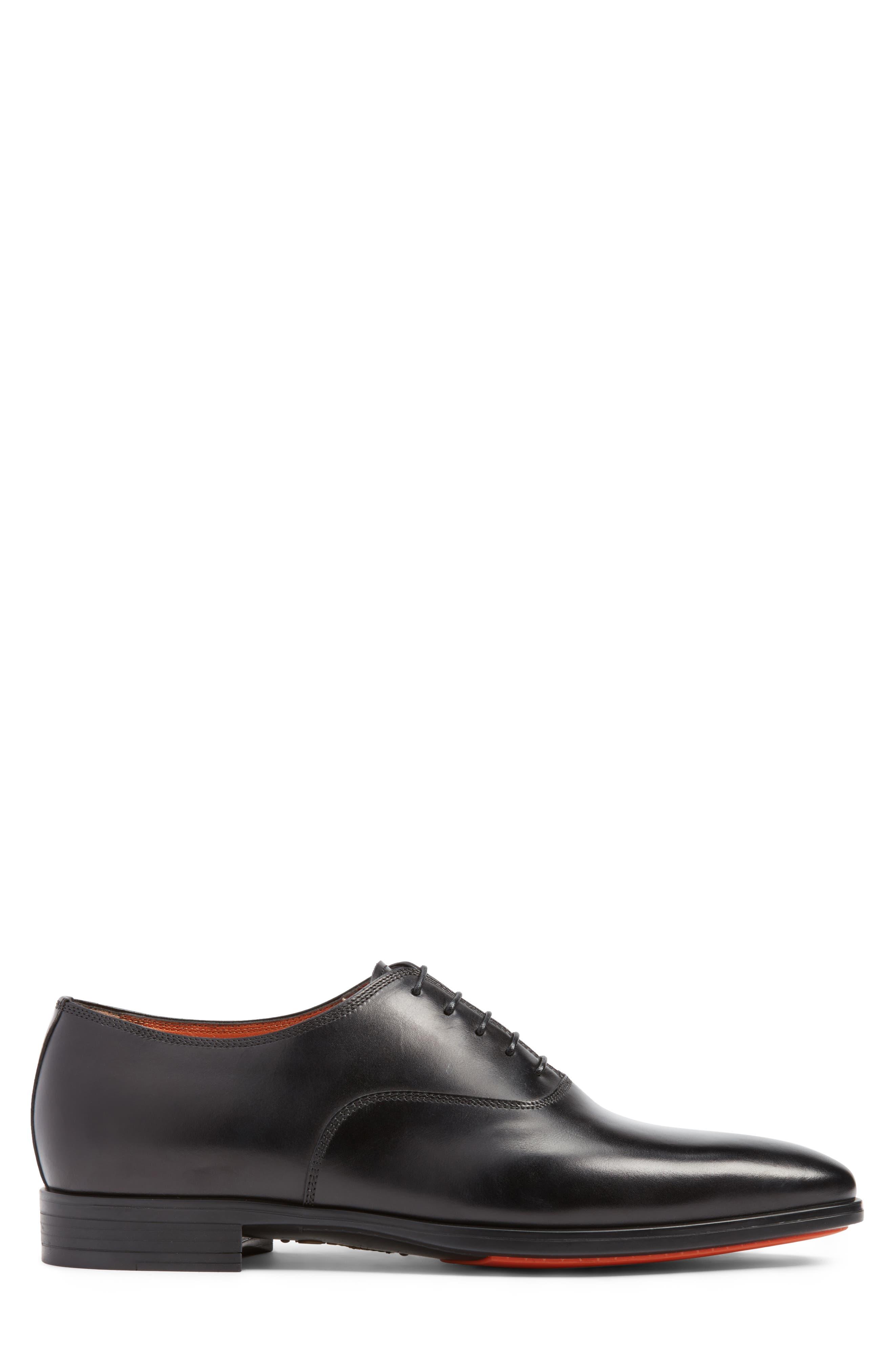Alternate Image 3  - Santoni Fenwick Plain Toe Oxford (Men)