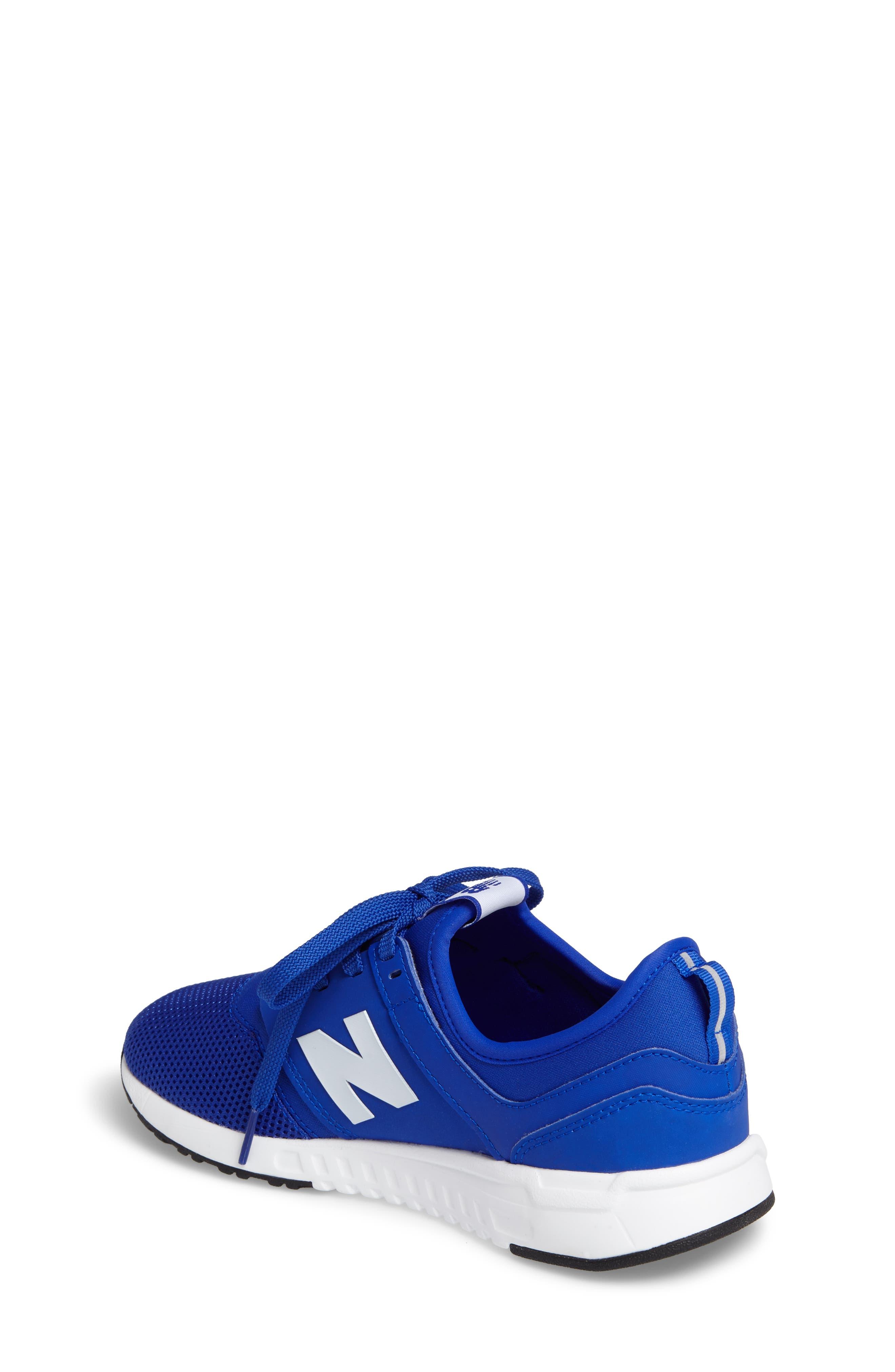 Alternate Image 2  - New Balance 247 Core Sneaker (Big Kid)