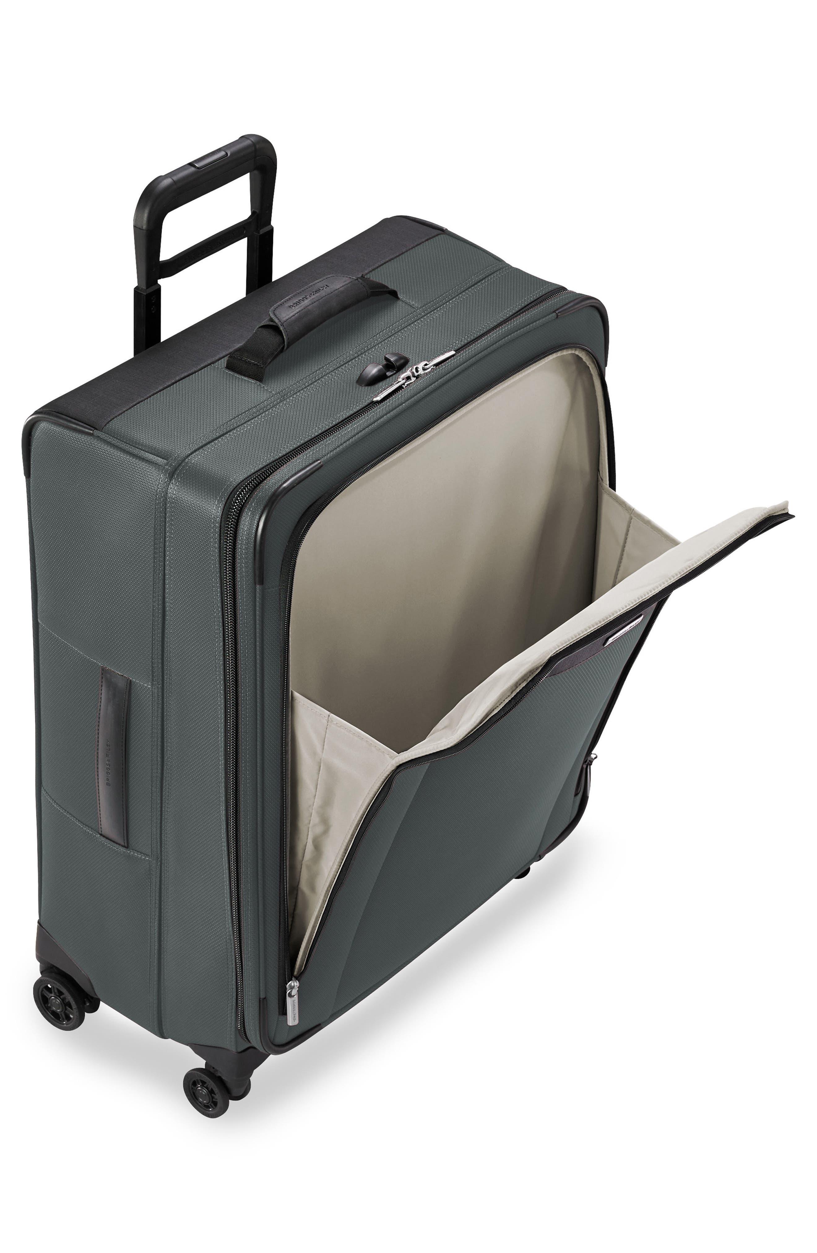 Alternate Image 4  - Briggs & Riley Transcend VX Medium Expandable 26-Inch Spinner Suitcase