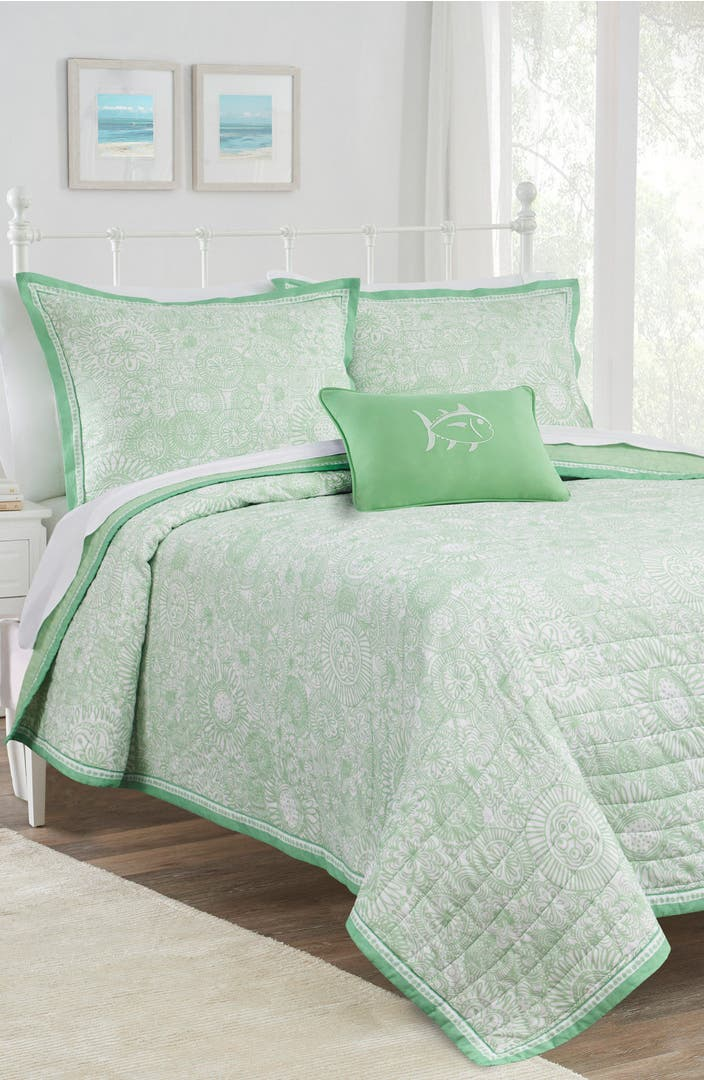 Southern tide seapine quilt nordstrom for Southern tide bedding