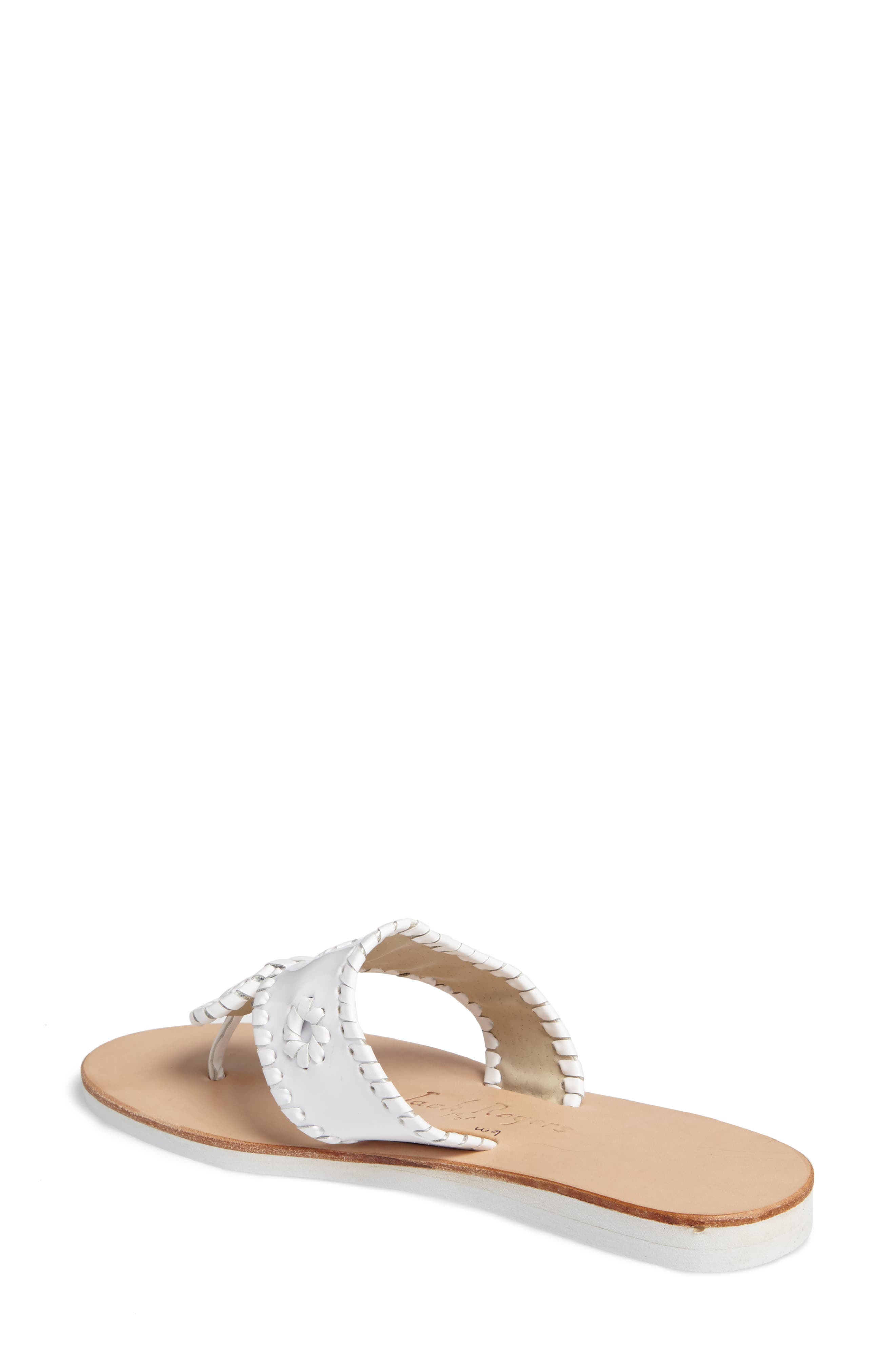 Alternate Image 2  - Jack Rogers Boating Jacks Thong Sandal (Women)