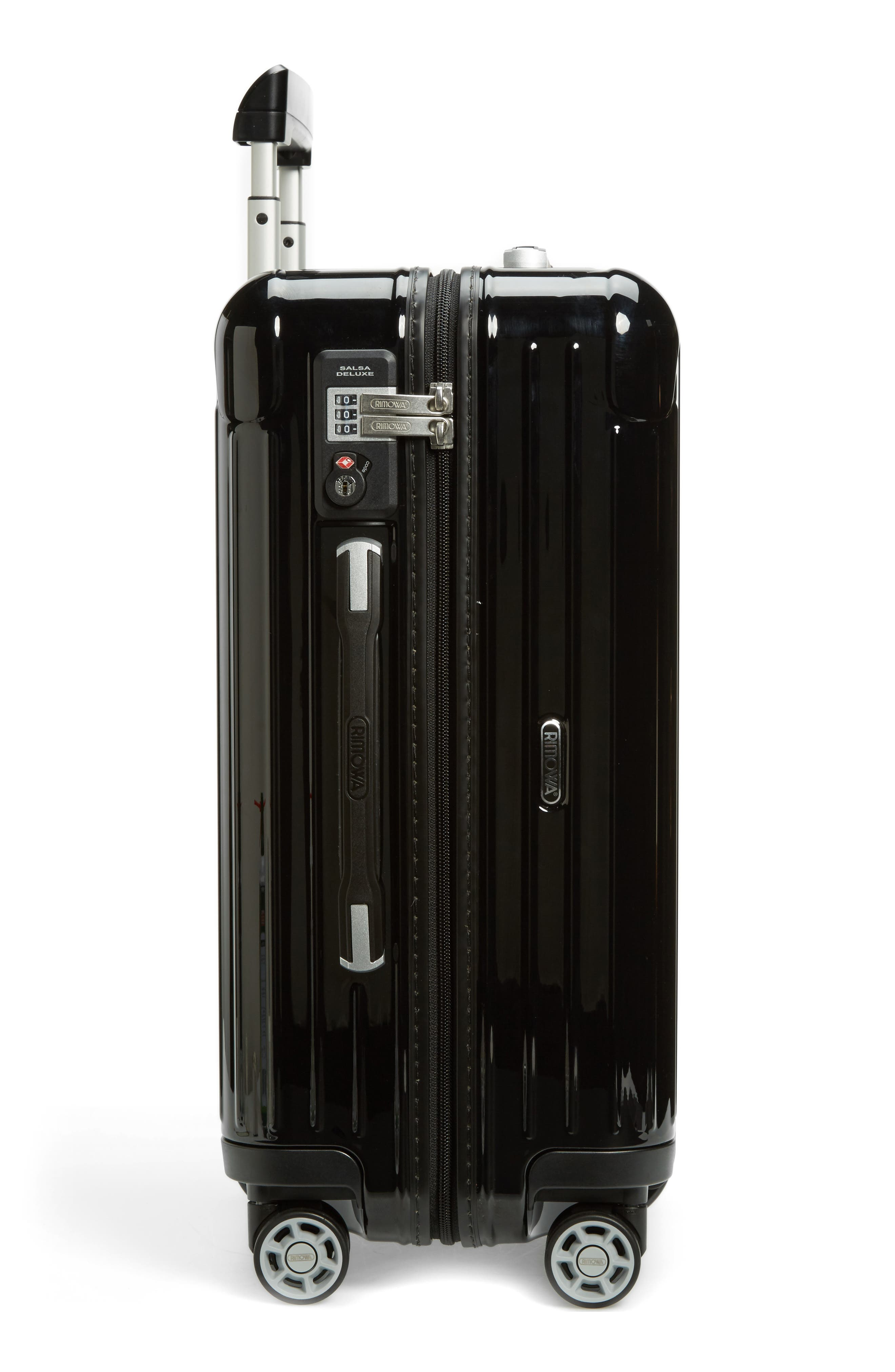 Alternate Image 3  - RIMOWA Salsa Deluxe 22 Inch Cabin Multiwheel® Carry-On