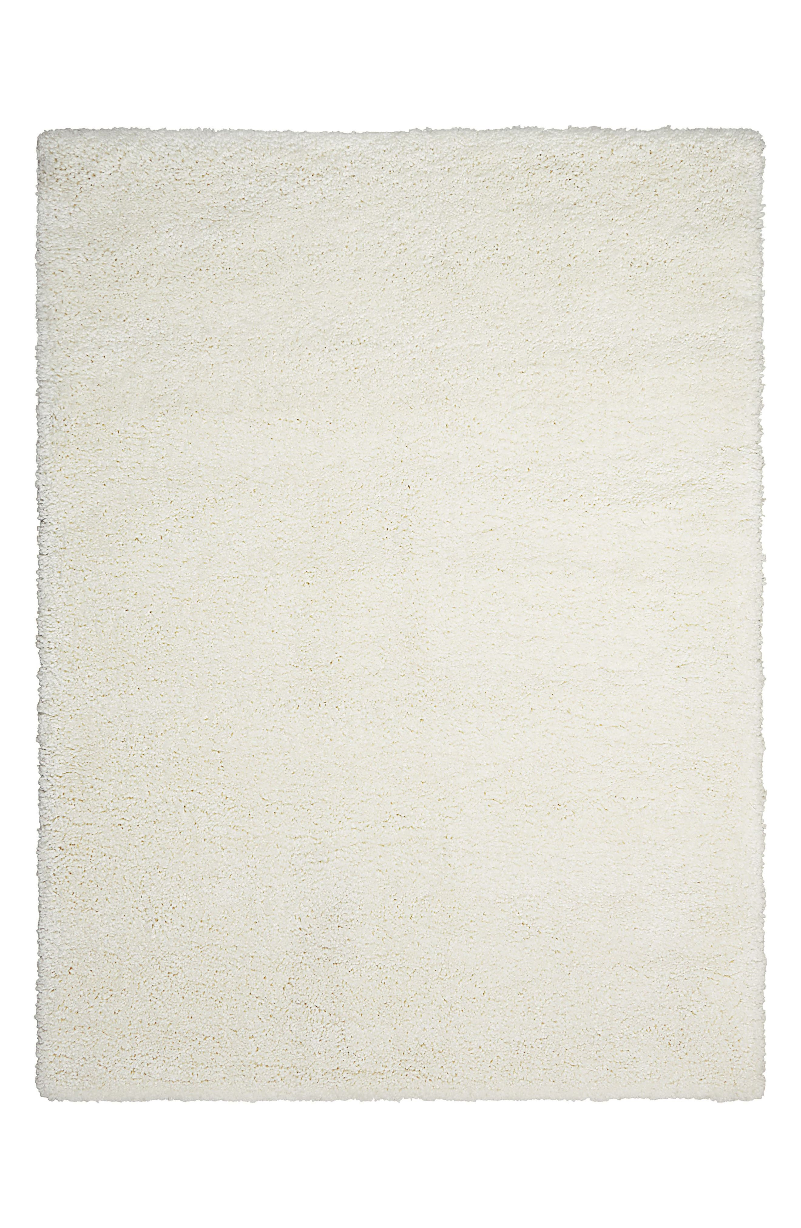 Alternate Image 1 Selected - Calvin Klein Riad Collection Shag Pile Area Rug