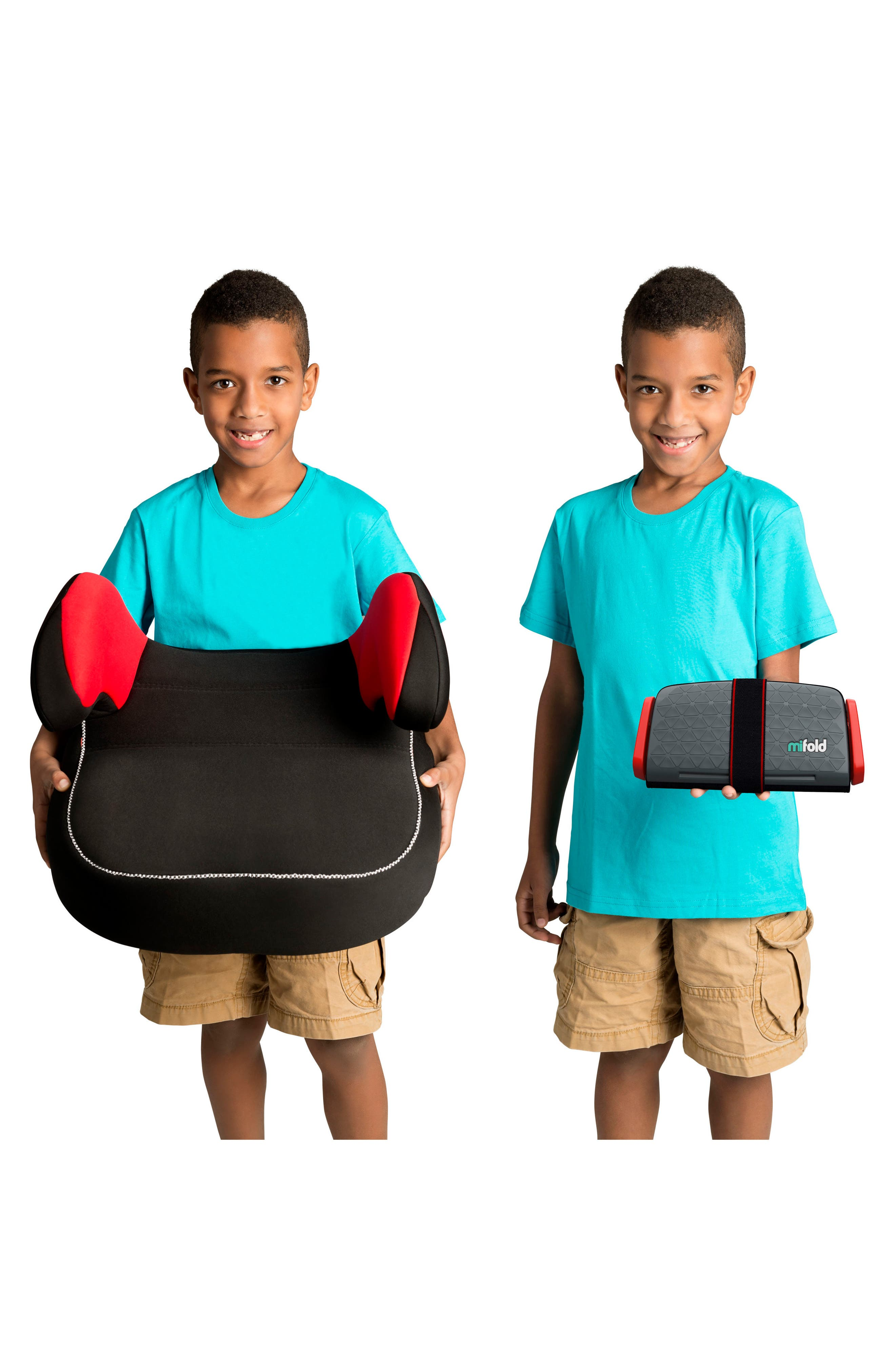 Grab-and-Go Car Booster Seat,                             Alternate thumbnail 5, color,
