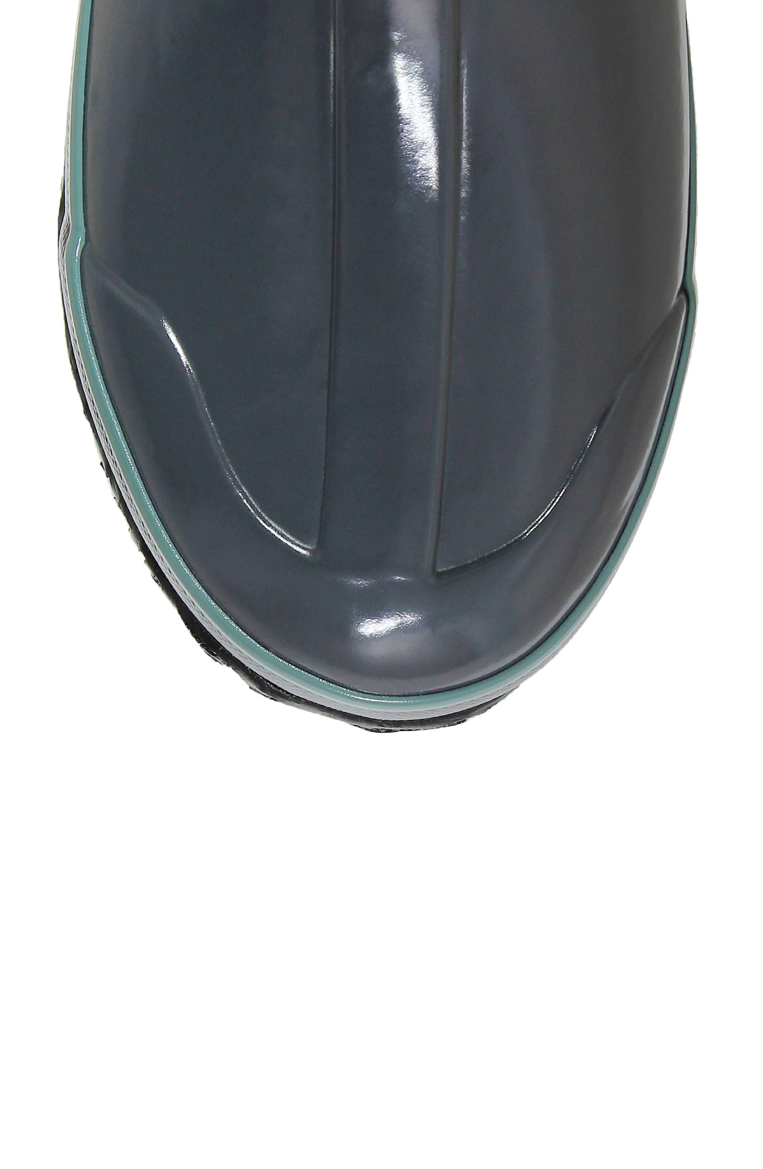 Classic Triangles Waterproof Subzero Insulated Boot,                             Alternate thumbnail 5, color,                             Dark Grey Multi