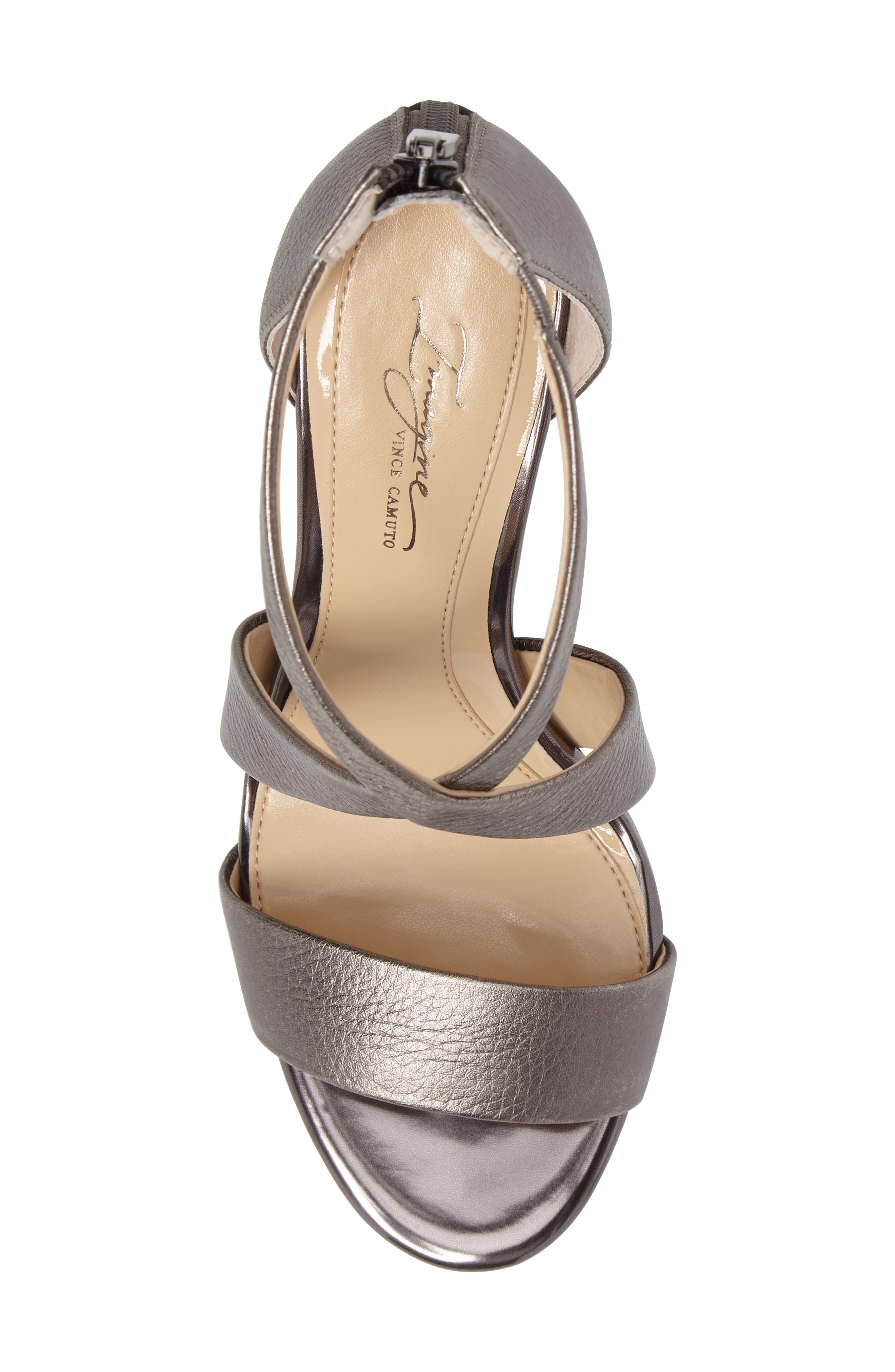 Alternate Image 5  - Imagine by Vince Camuto 'Pascal 2' Strappy Evening Sandal (Women)